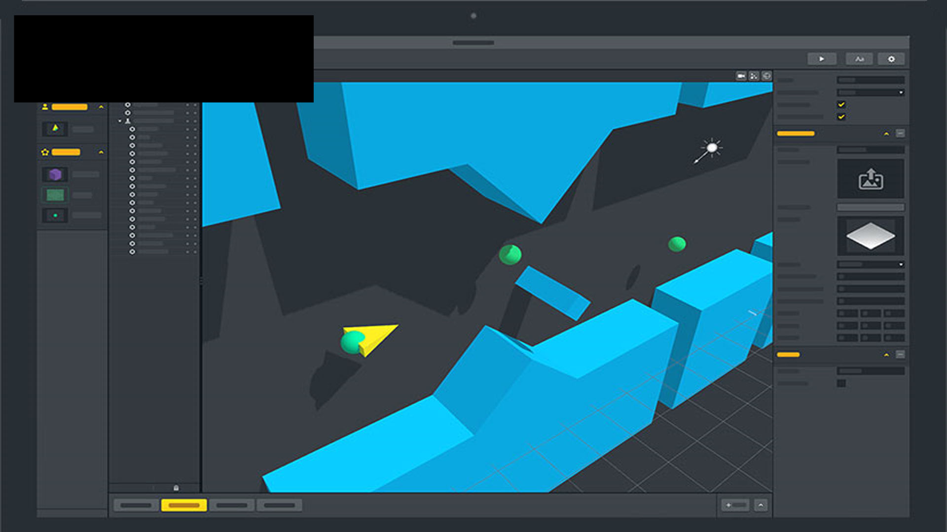 Buildbox 3D Screenshot
