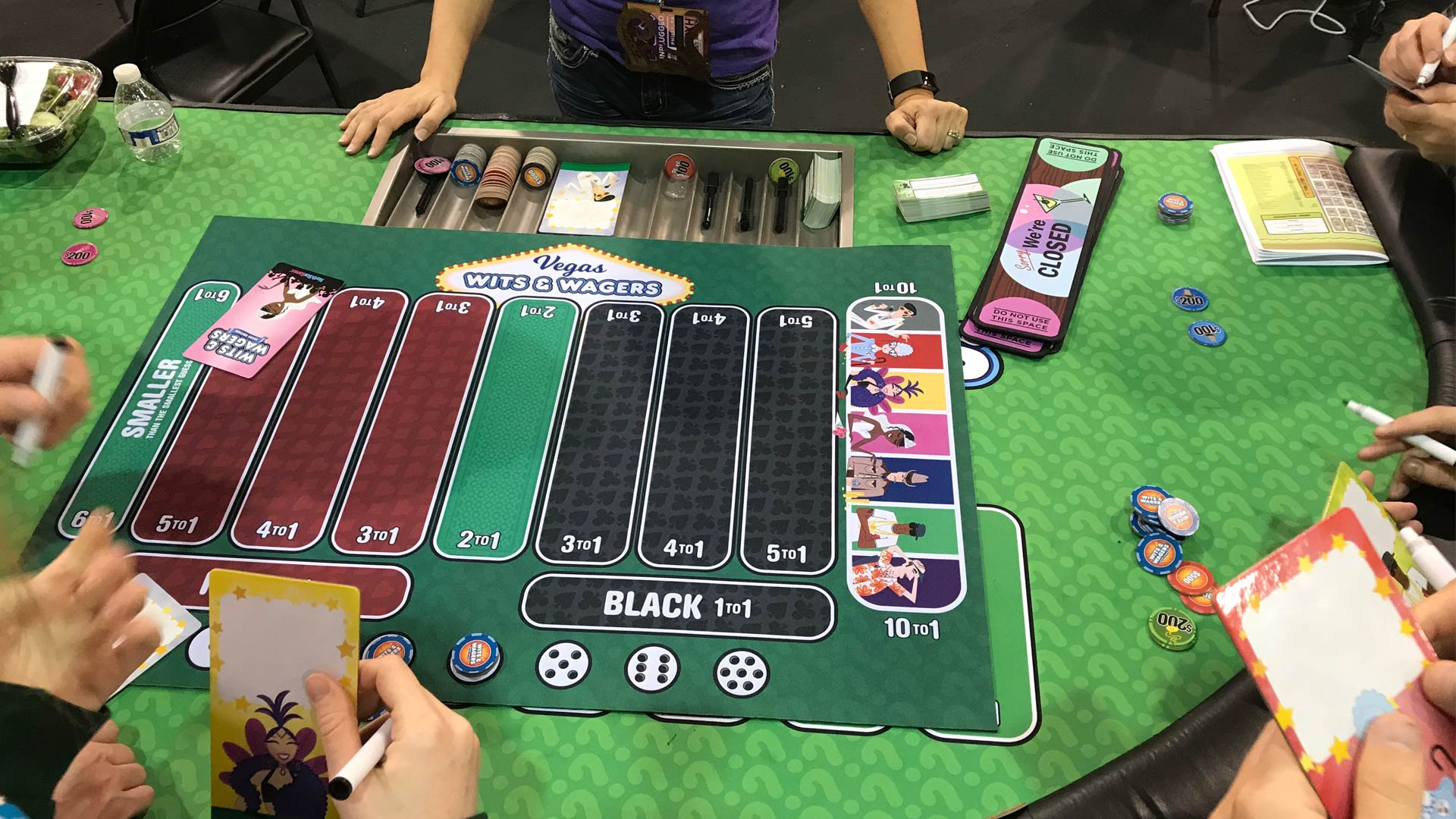 North Star Games: Pax Unplugged 2017