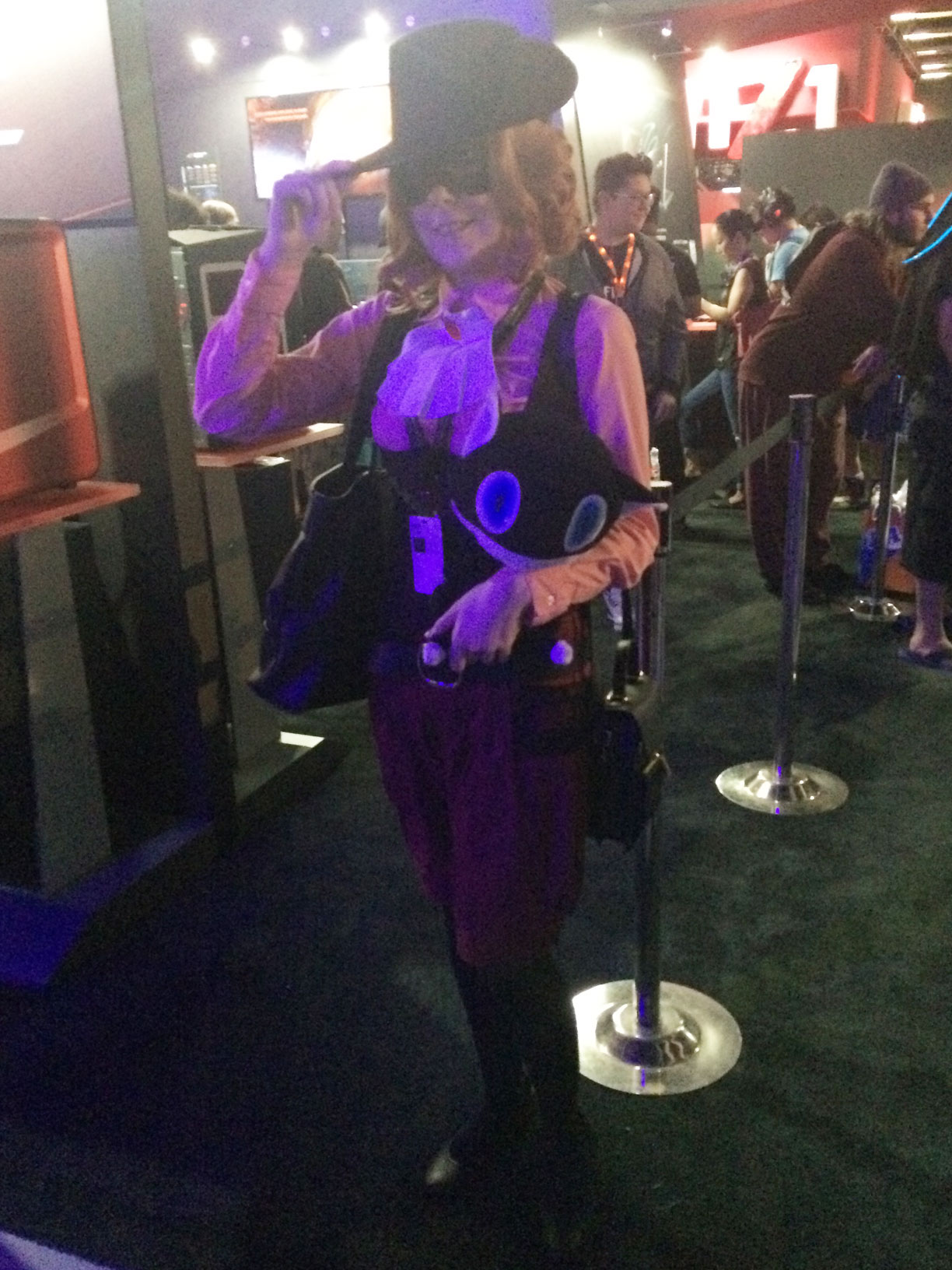 Pax West 2017 Cosplay Day 4