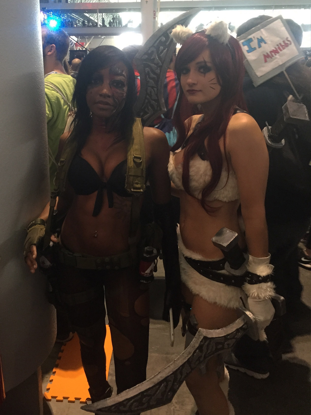 Pax East 2016 Cosplay Day 1