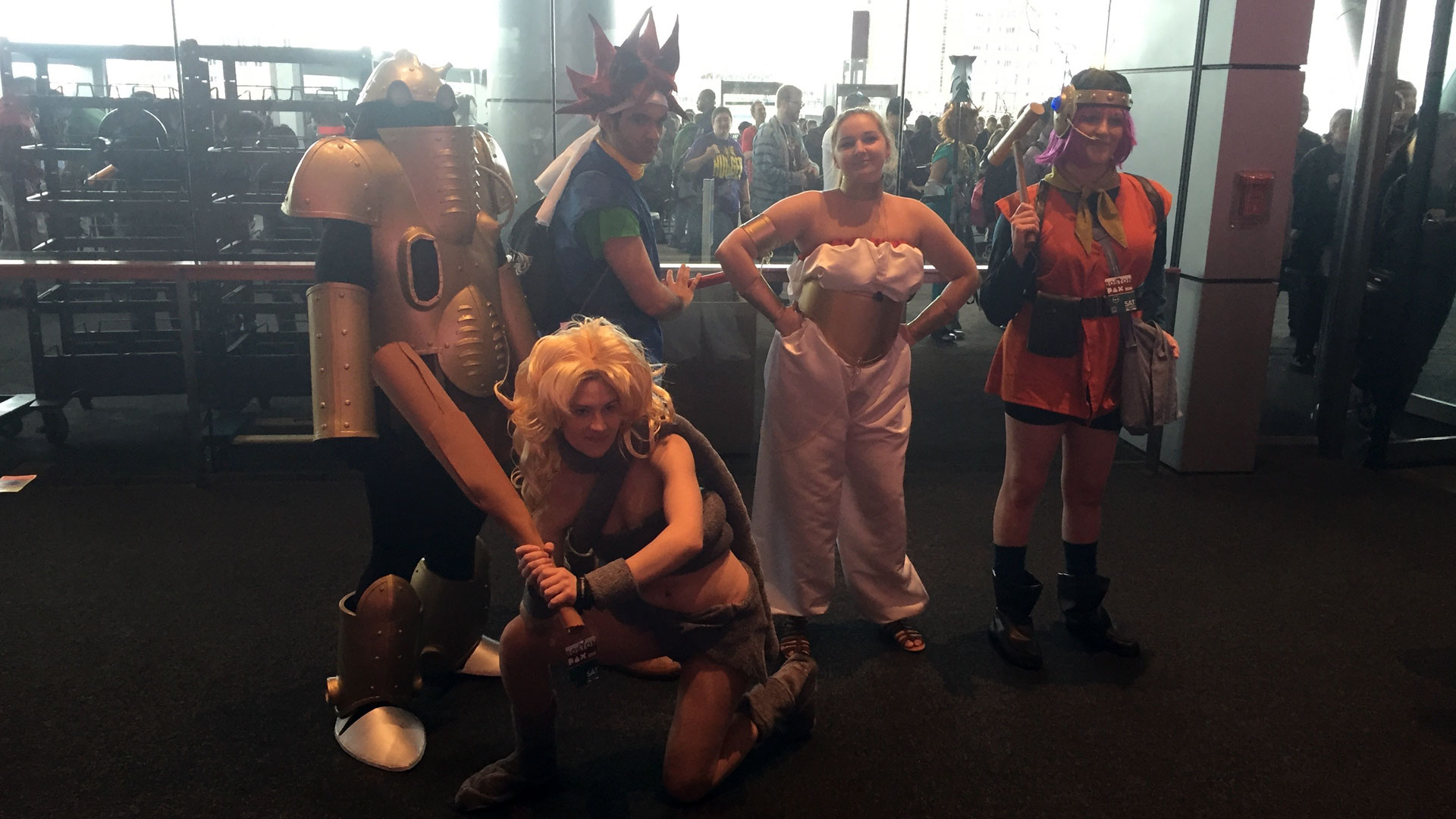 Pax East 2016 Cosplay Day 2