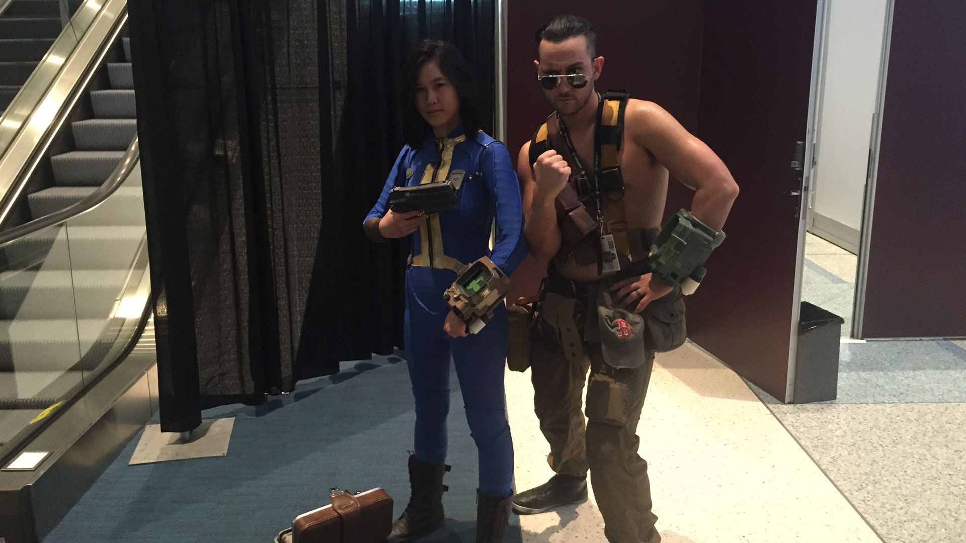 Pax East 2016 Cosplay Day 2 Fallout