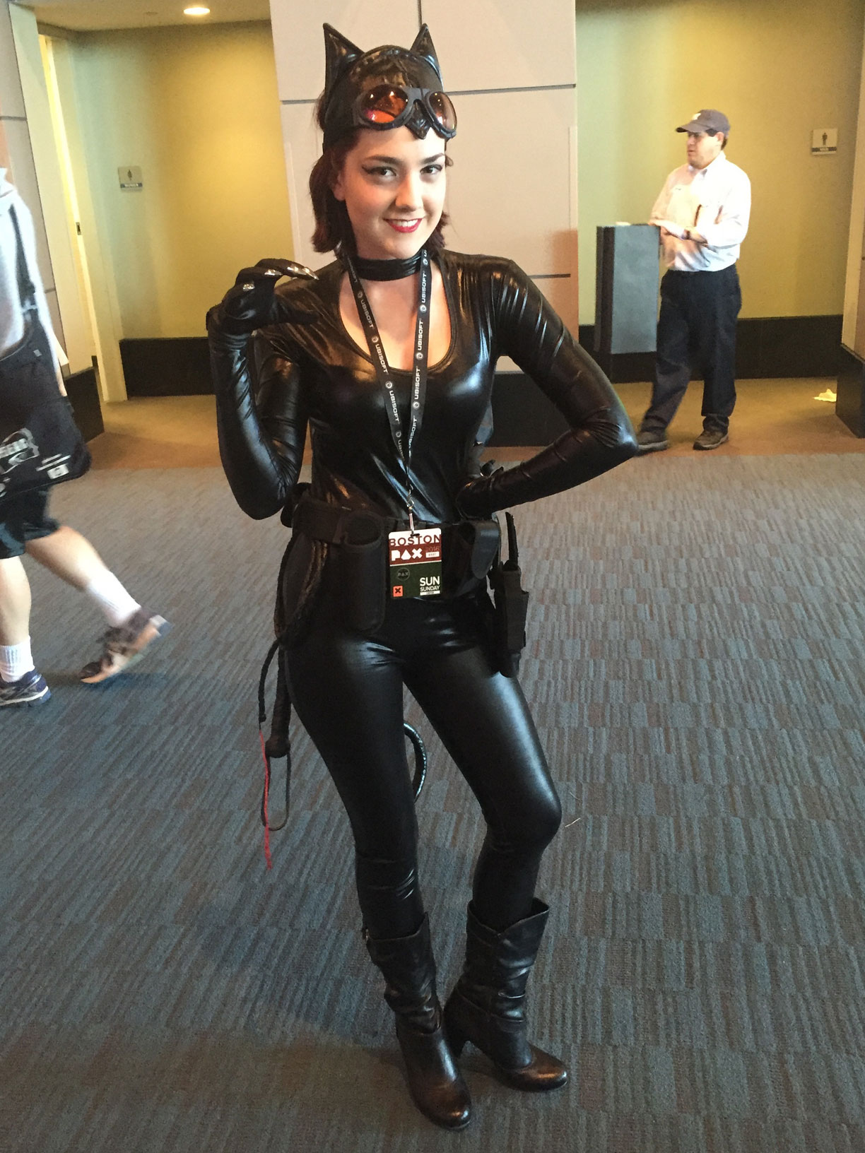 Pax East 2016 Cosplay Day 3 Cat Woman