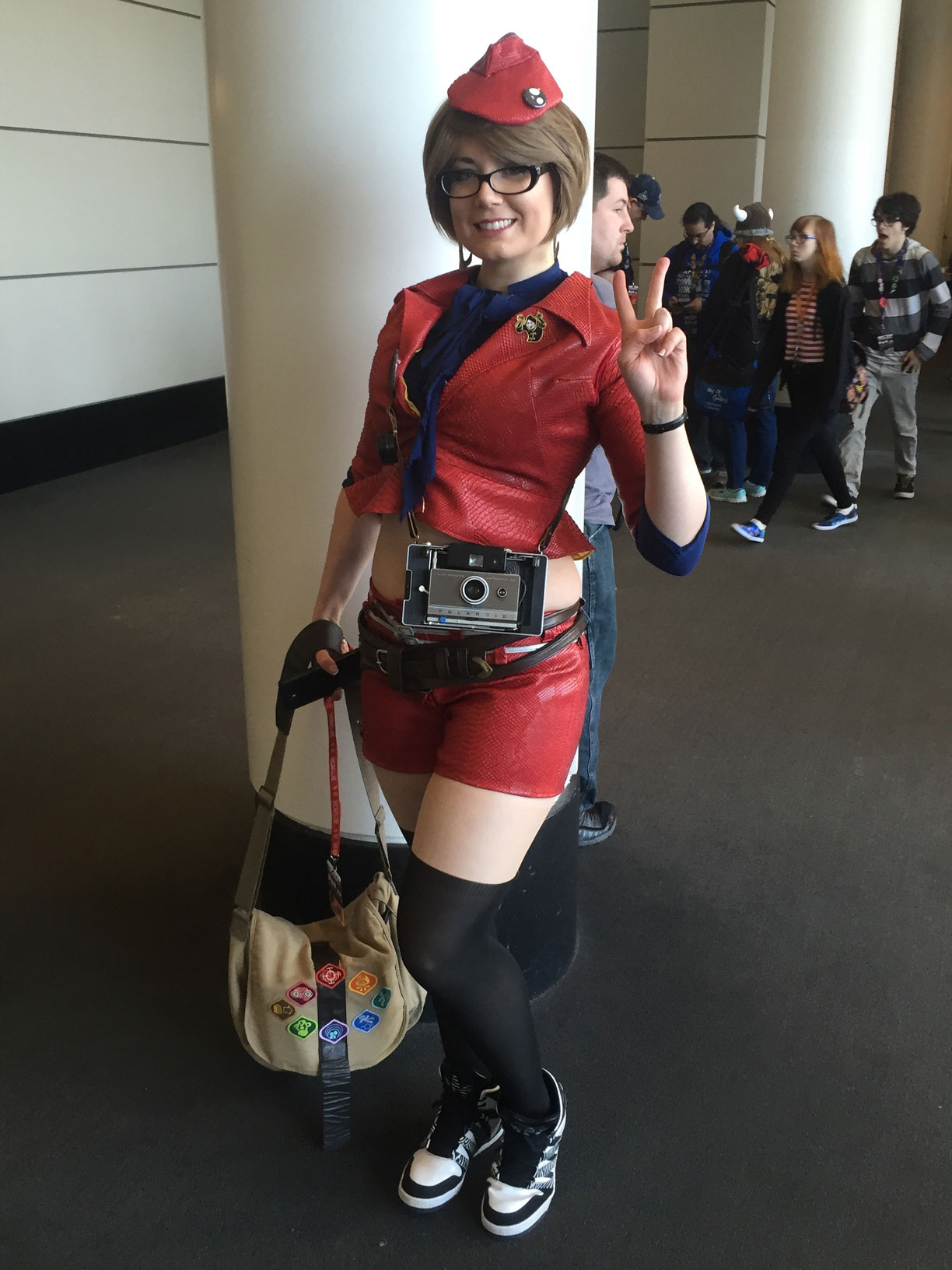 Pax East 2016 Cosplay Day 3
