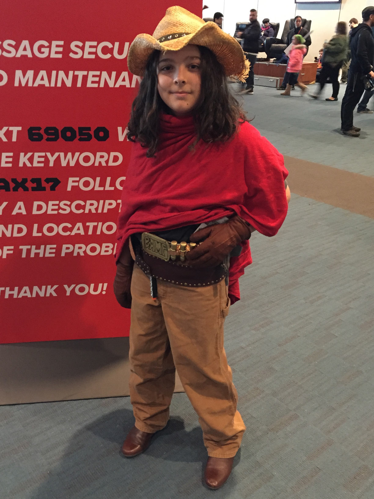 Pax East 2017 Cosplay Day 1 McCree