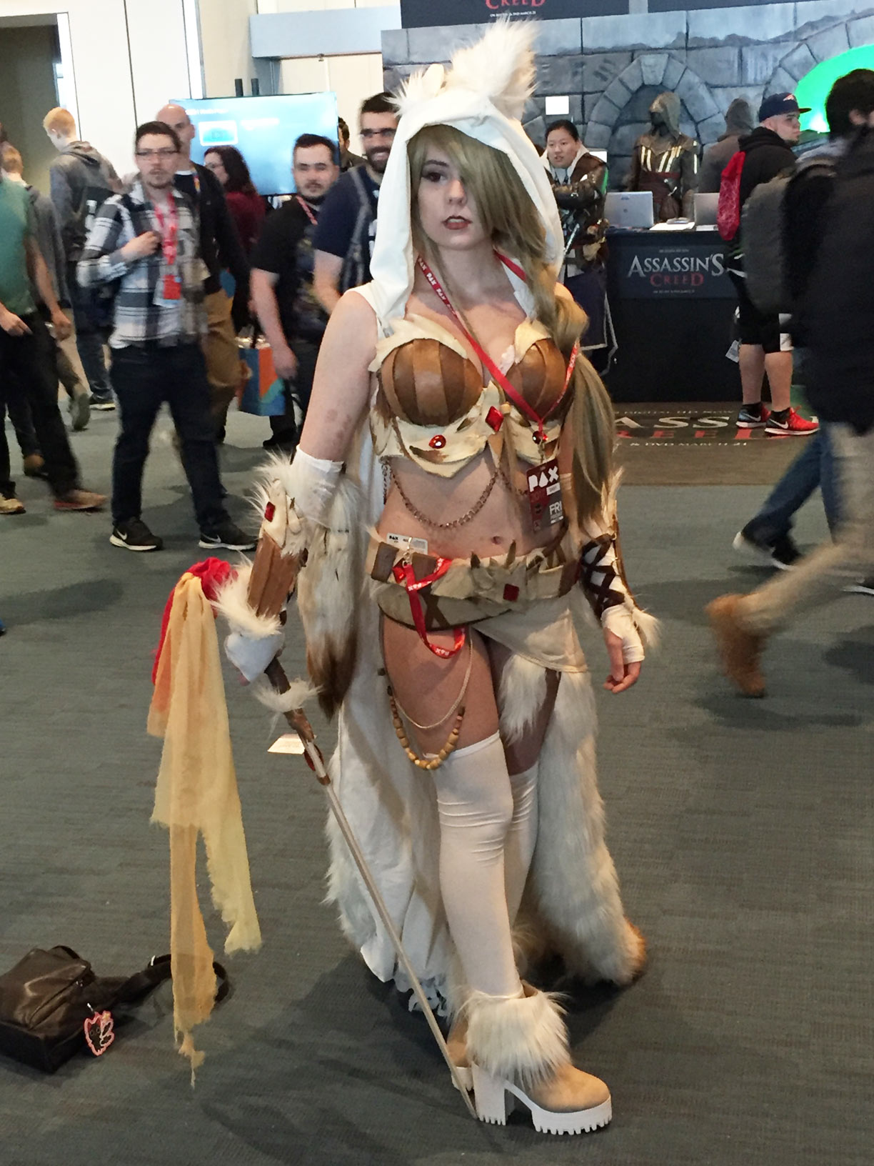 Pax East 2017 Cosplay Day 1 Highlights Gamerheadquarters