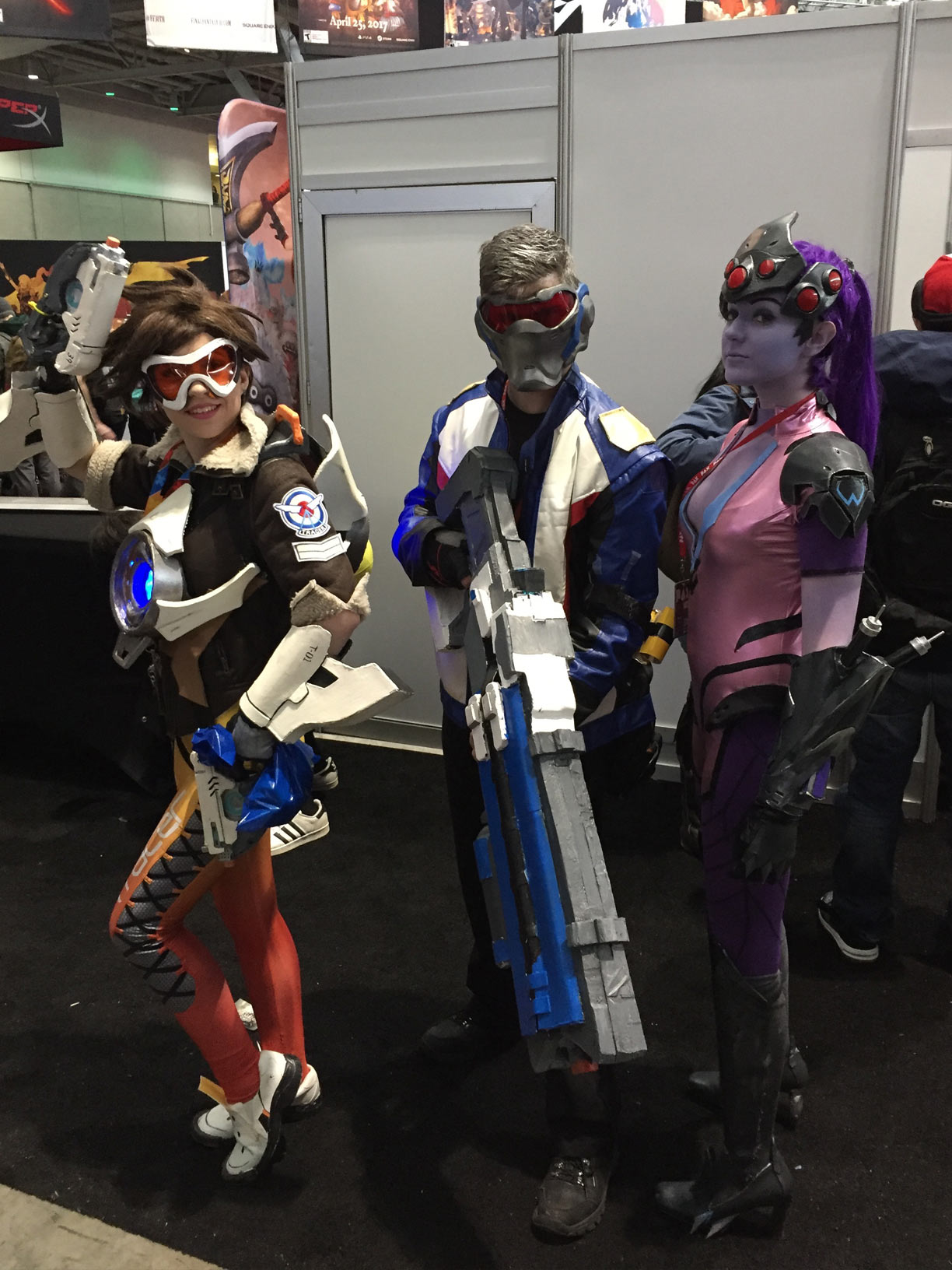 Pax East 2017 Cosplay Day 2