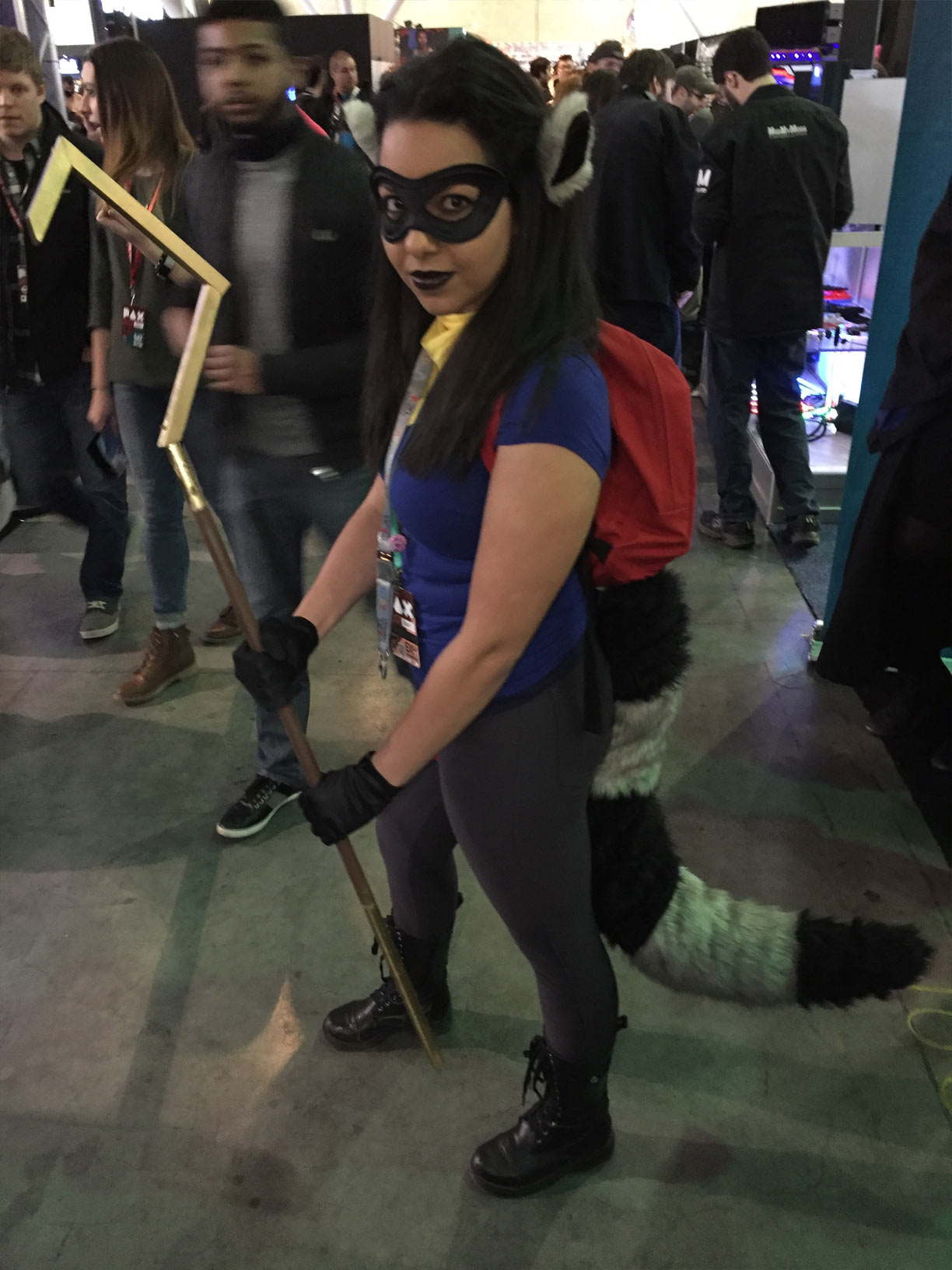 Pax East 2017 Cosplay Day 2 Sly Cooper