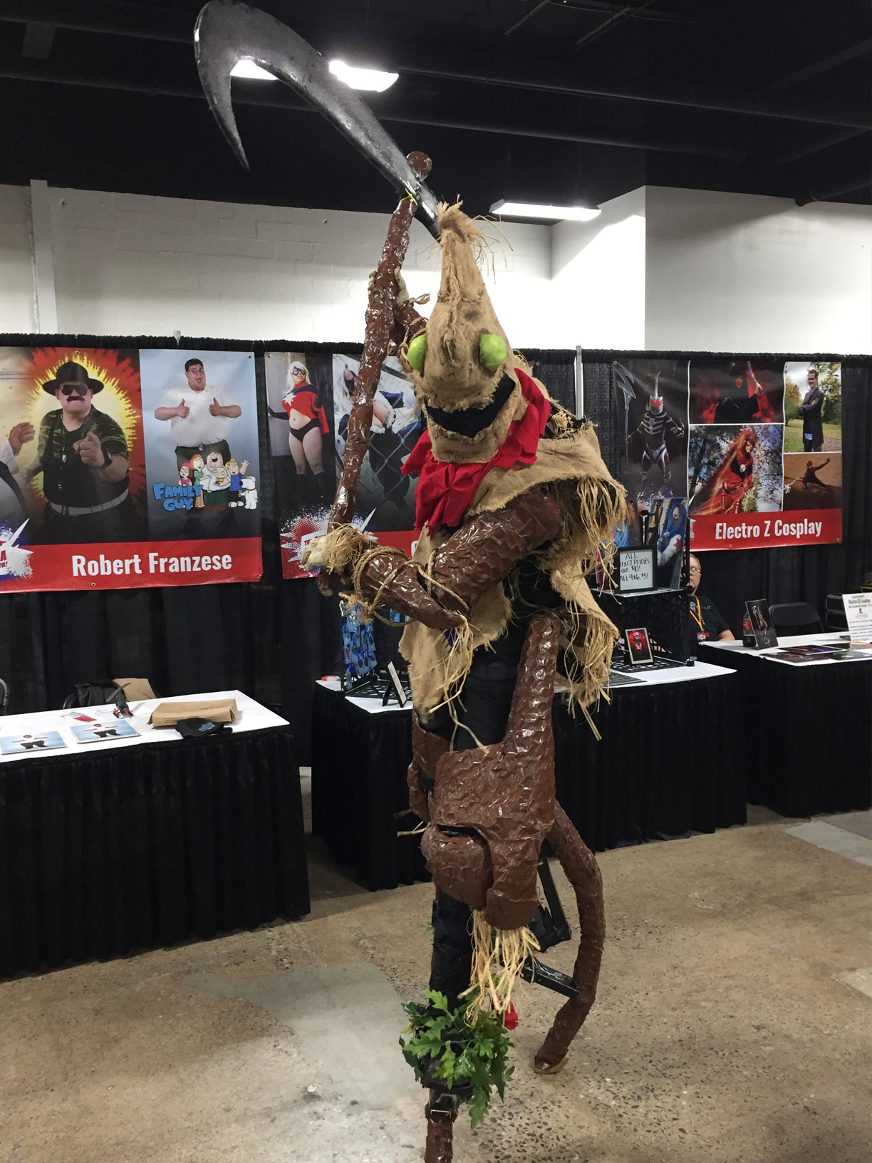 Best Cosplay 2017 Swamp Thing