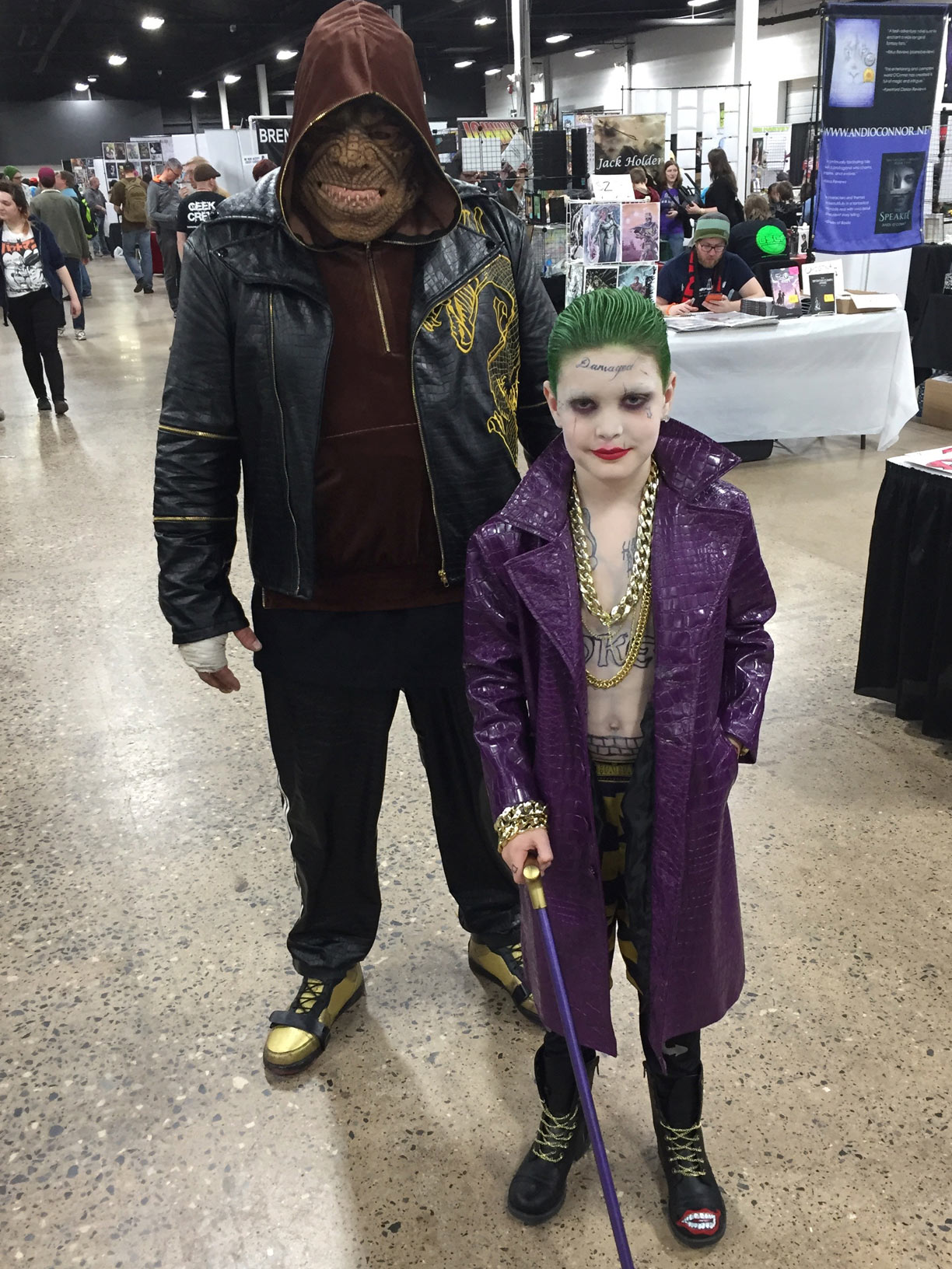 The Great Philadelphia Comic Con 2017 Cosplay Day 2