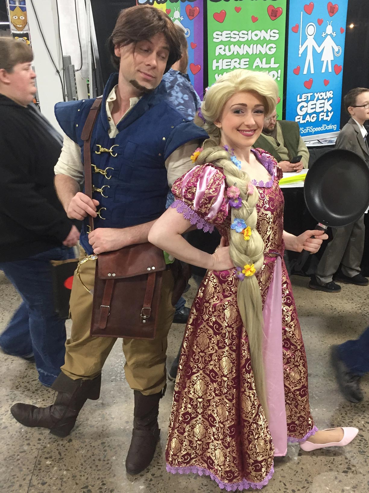 Best Cosplay 2017 Tangled