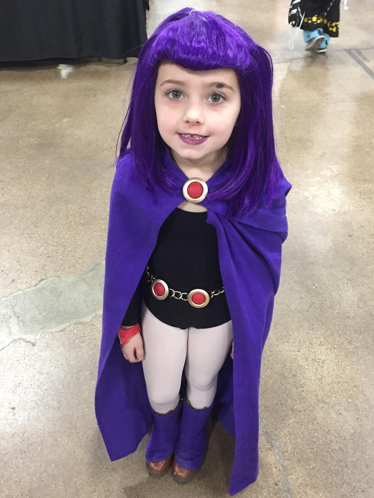 The Great Philadelphia Comic Con 2017 Cosplay Day 3 Little Raven