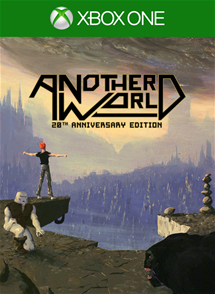 Another World 20th Anniversary Edition Box Art