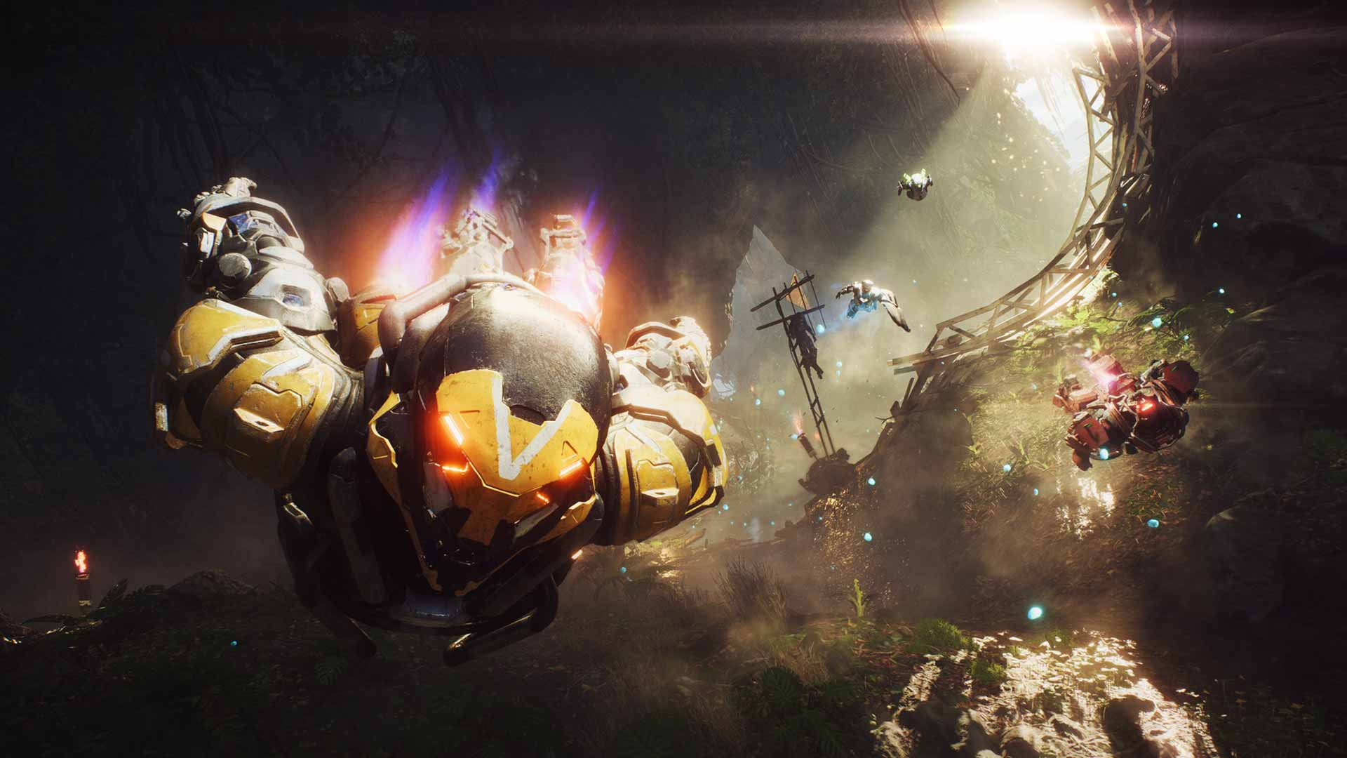 Anthem Xbox Deals with Gold