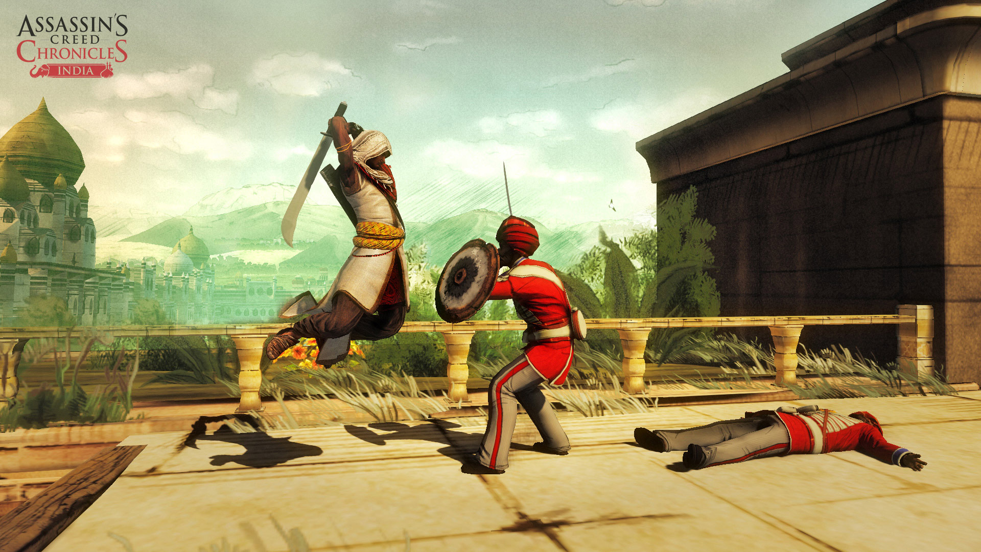 Assassin's Creed India Xbox Screenshot