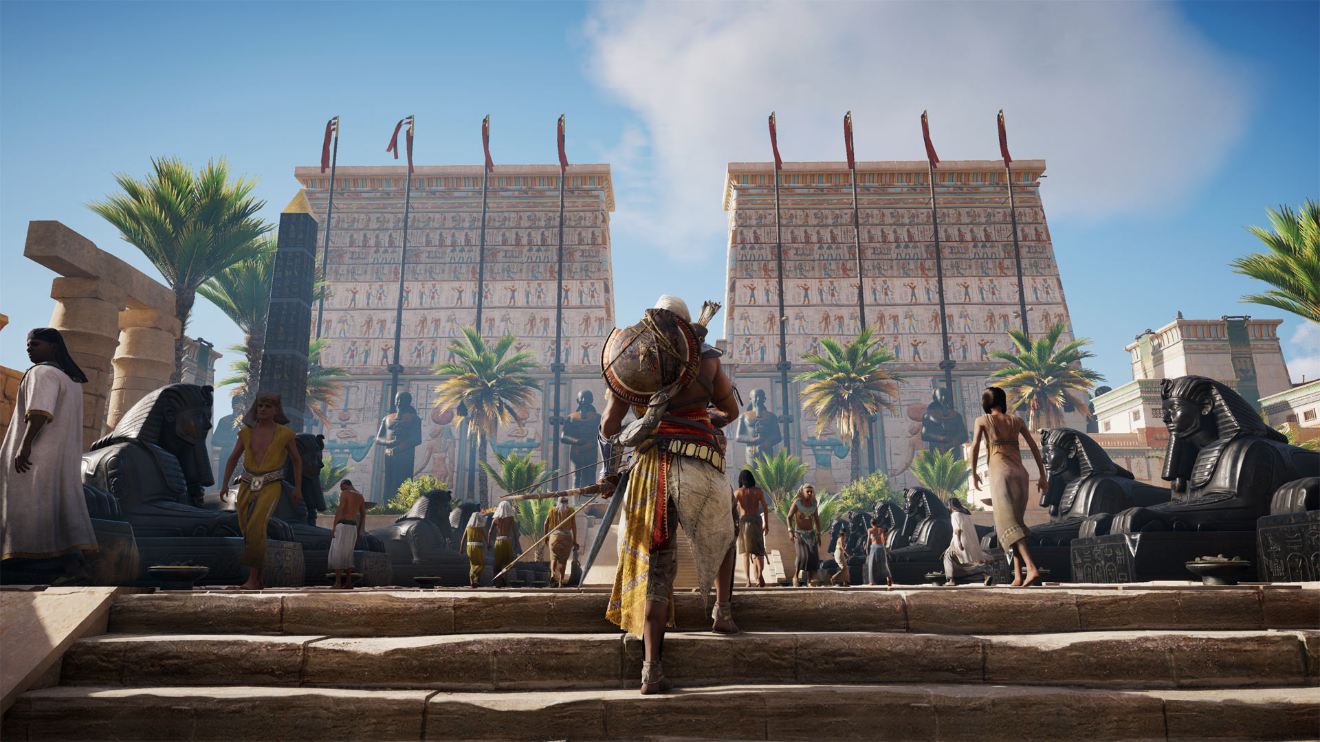 Assassin's Creed: Origins Xbox One X