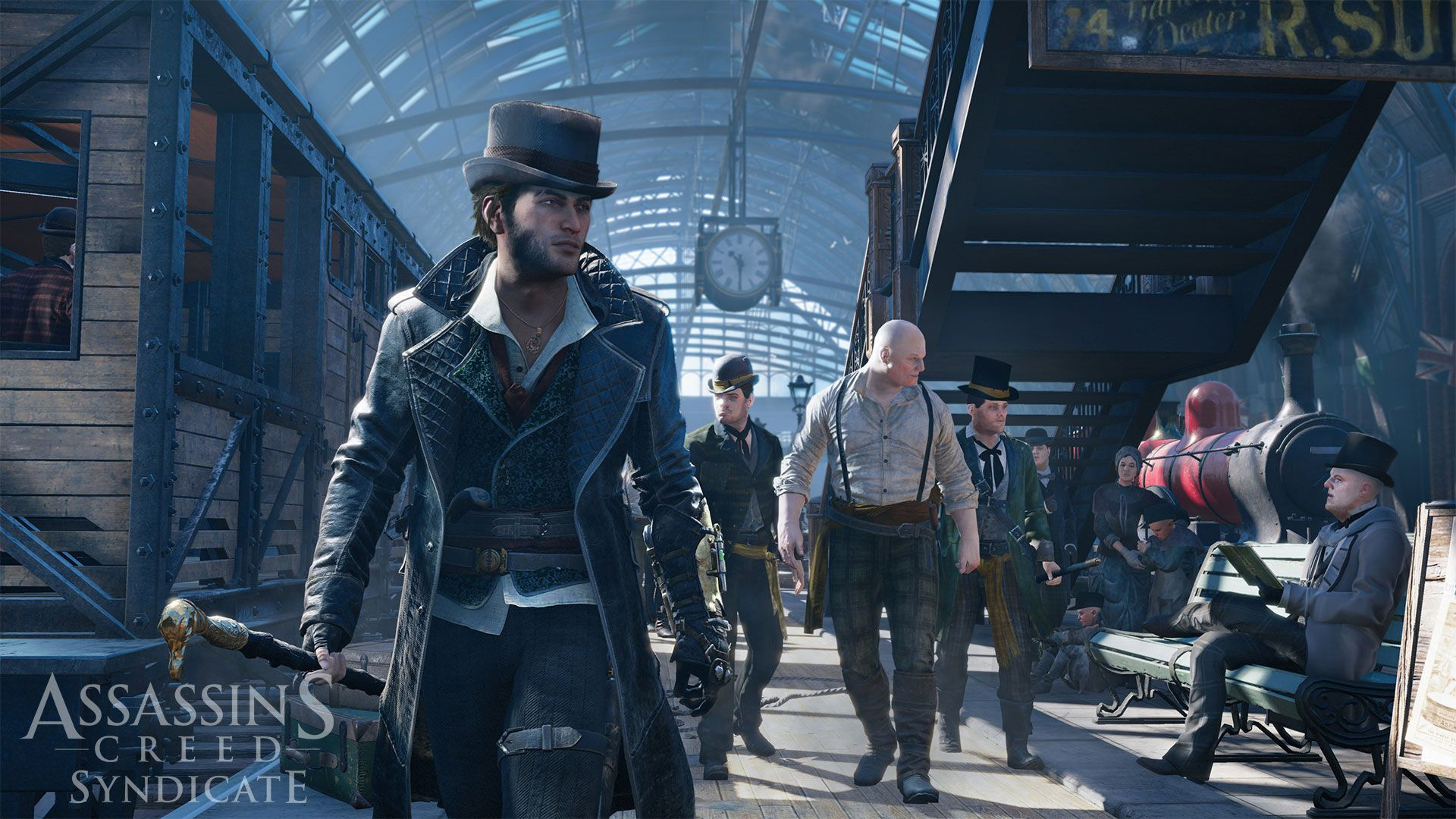 Assassin's Creed: Syndicate Xbox Screenshot