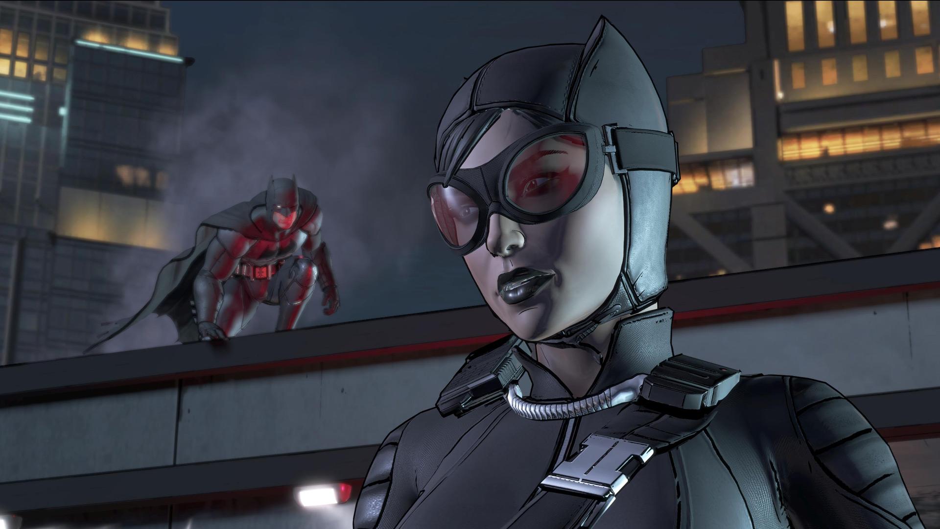 Batman Xbox Screenshot