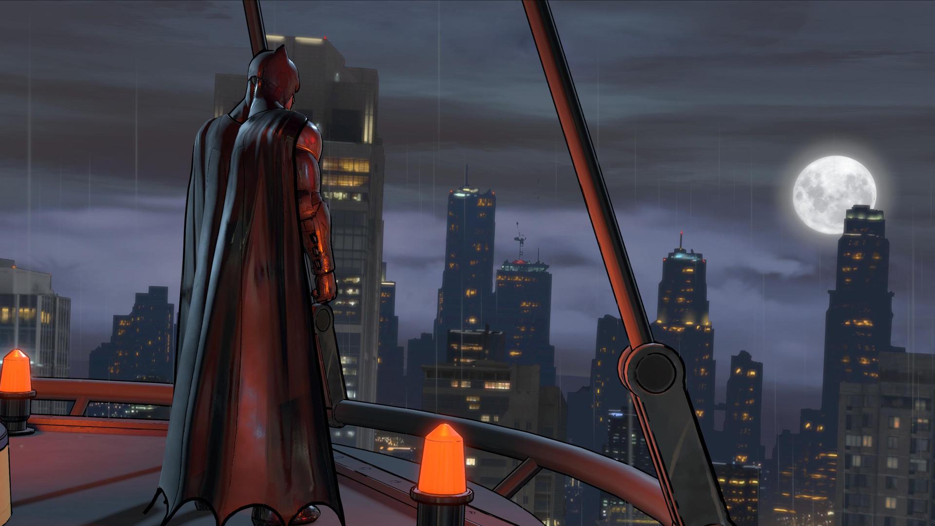 Batman: The Telltale Series Games with Gold