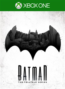 Batman: The Telltale Series Xbox One Box Art