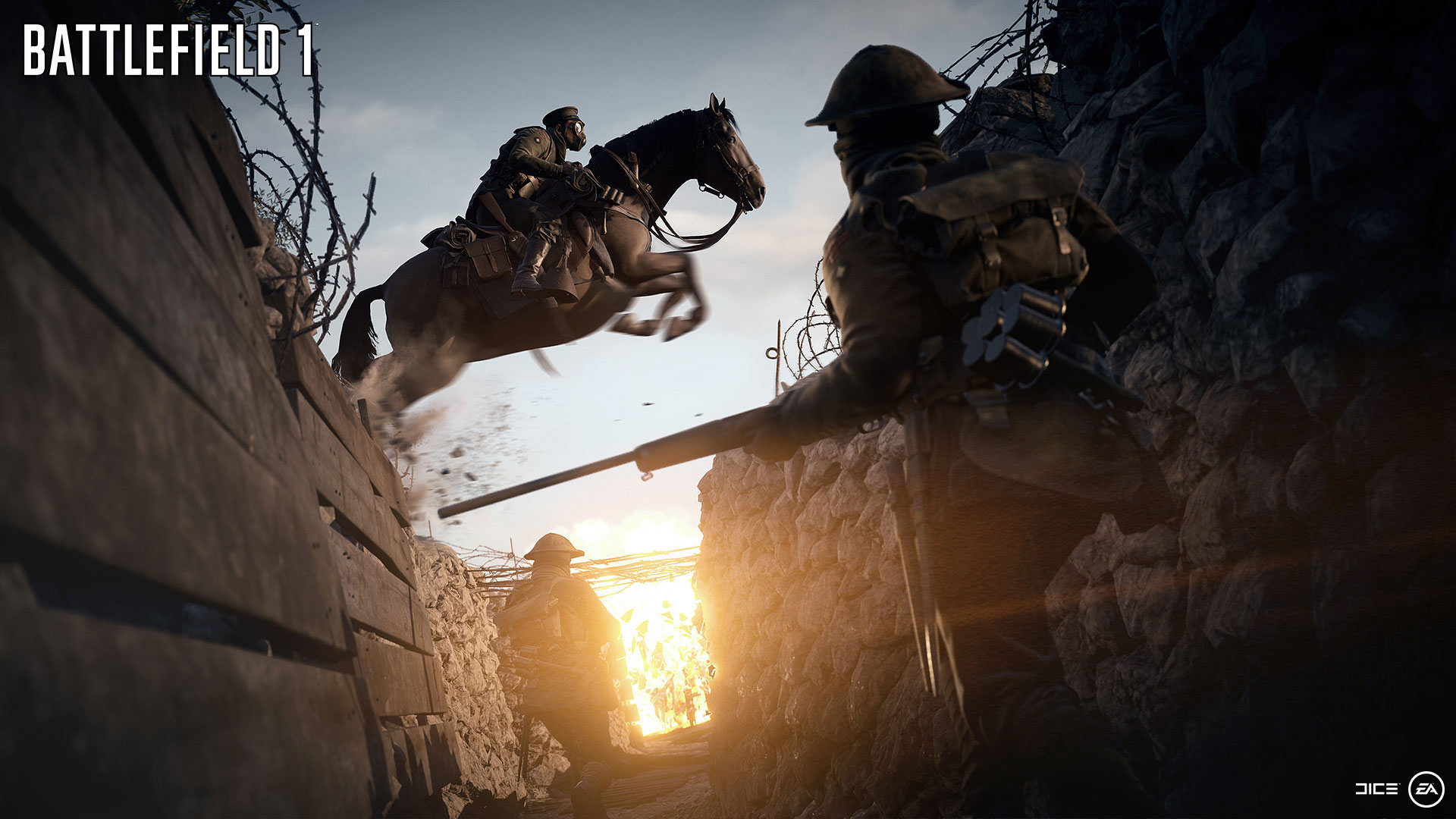 Battlefield 1 Xbox Screenshot