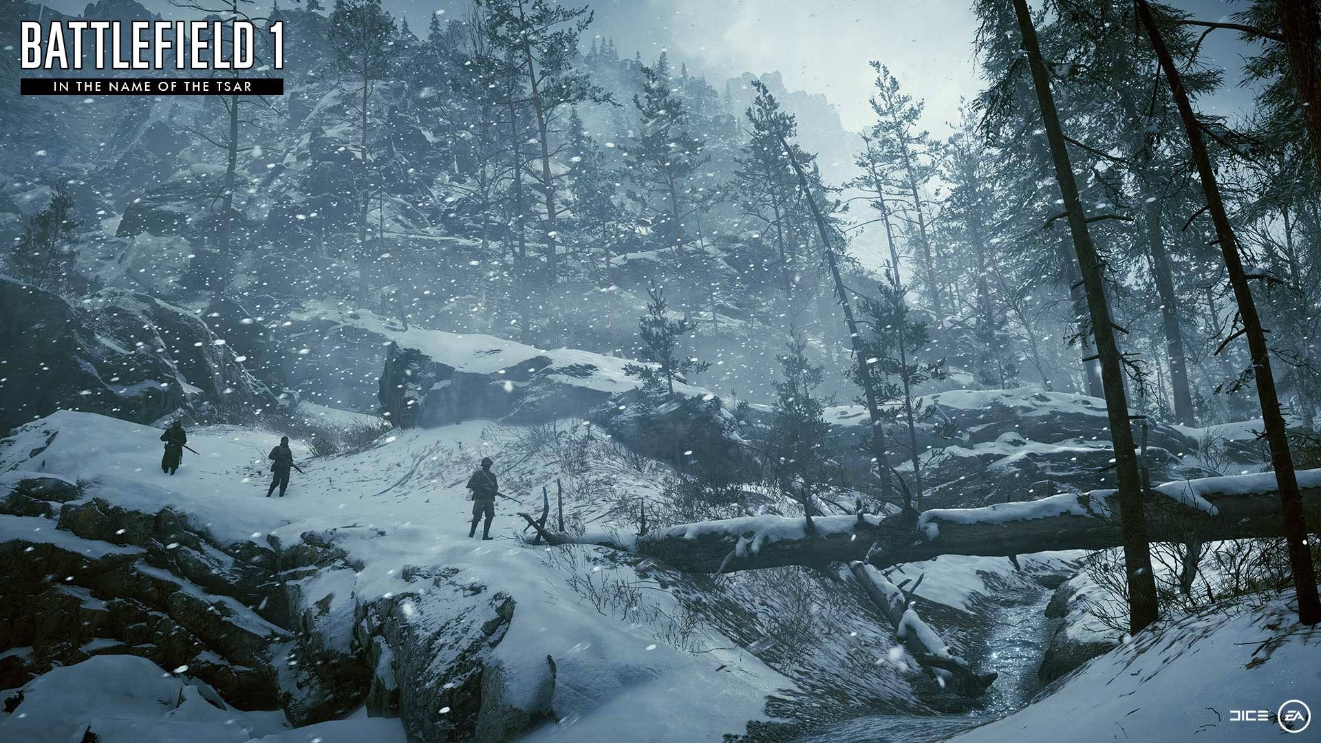 Battlefield 1: Lupkow Pass Screenshot E3 2017 Impressions