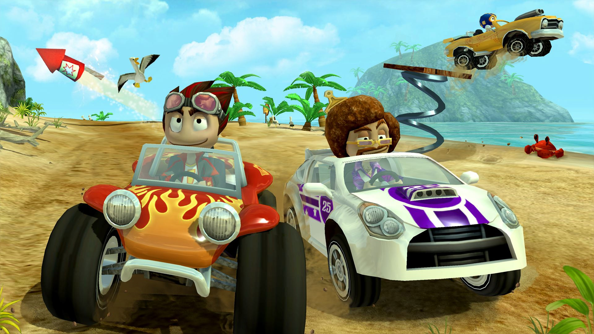 Beach Buggy Racing Nintendo Switch Nintendo Switch Screenshot