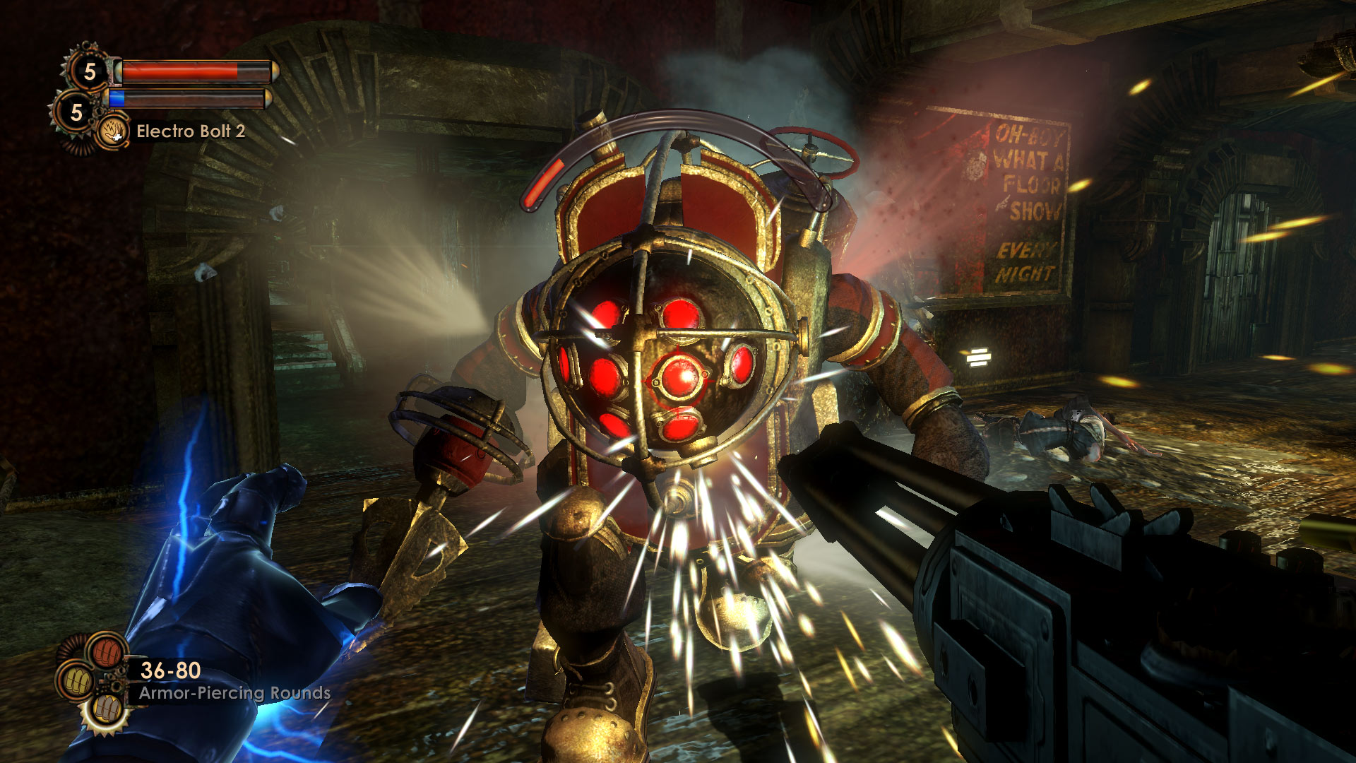 Bioshock Xbox Screenshot