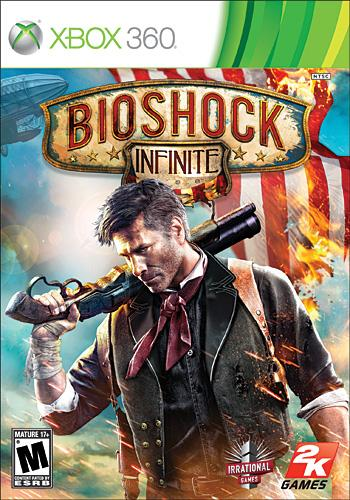 Bioshock Infinite Burial at Sea Episode 2 Box Art