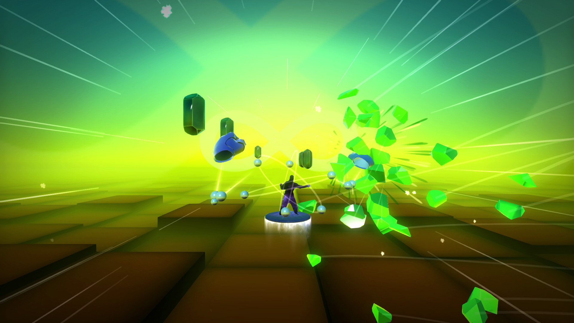 Beatsplosion for Kinect Screenshot