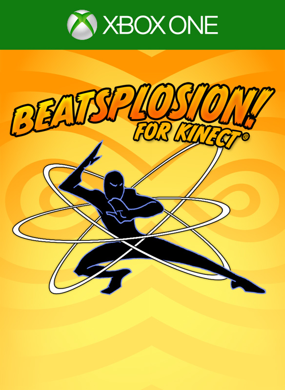 Beatsplosion for Kinect Xbox One Box Art