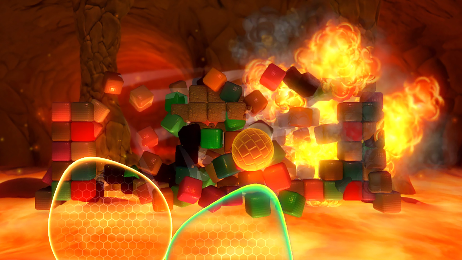 Boom Ball for Kinect 2 Screenshot