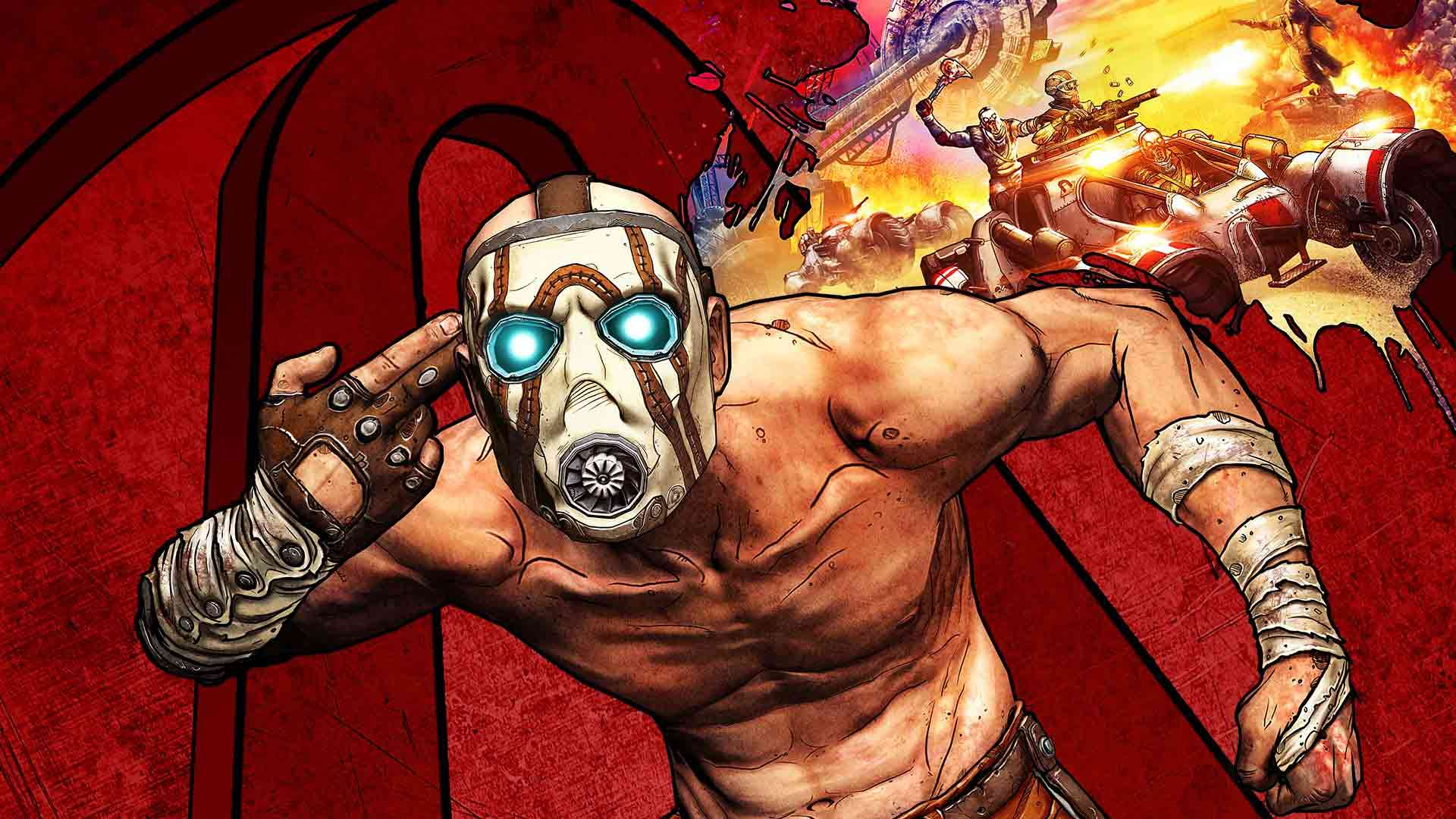 Borderlands: Game of the Year Edition Screenshot