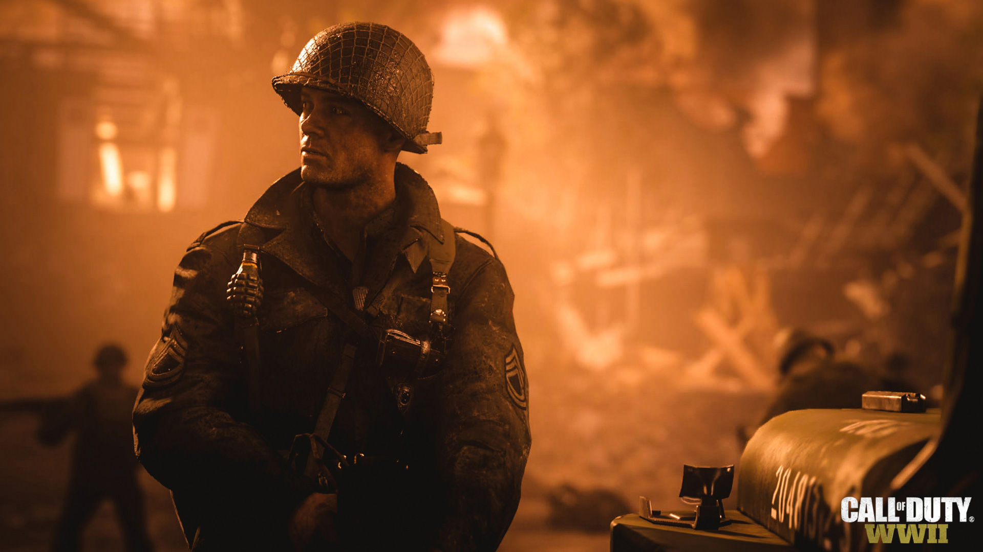 Call of Duty: WWII Install Size Screenshot