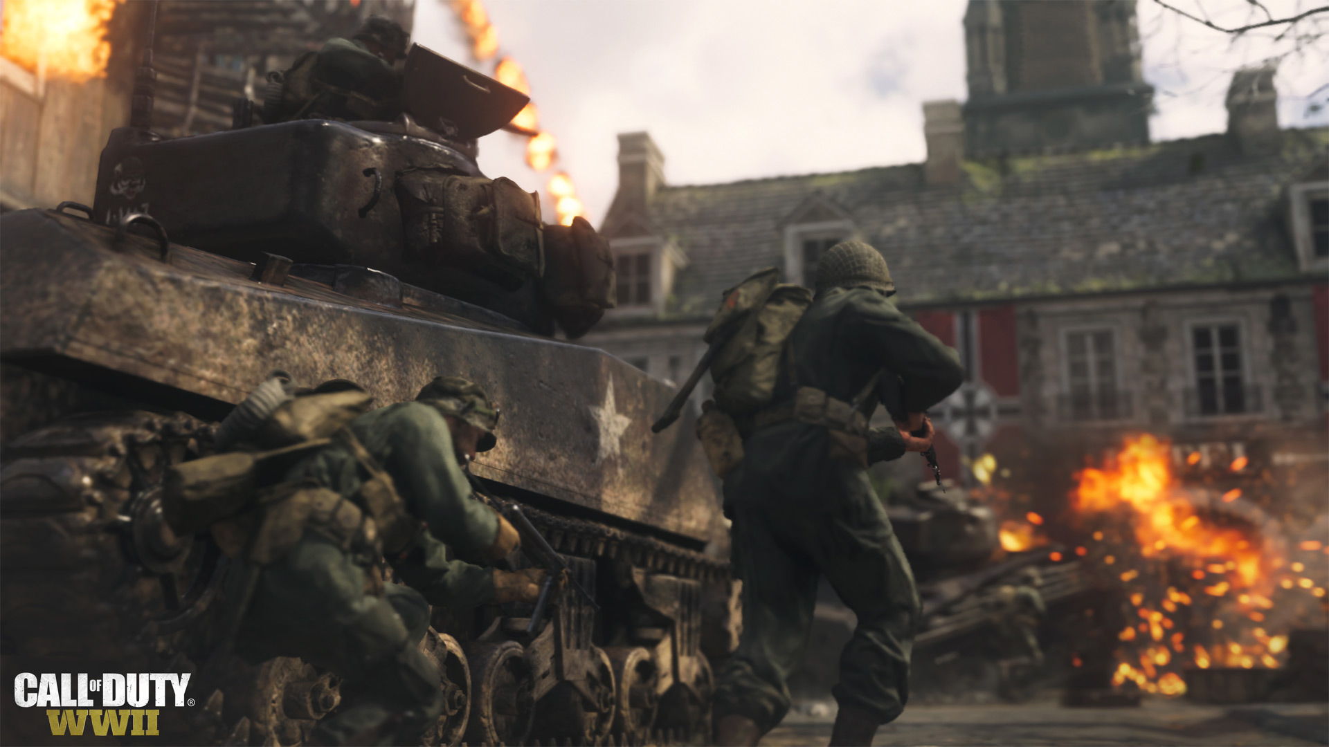 Call of Duty: WWII Multiplayer E3 2017 Impressions
