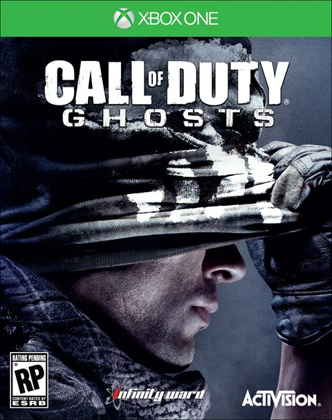 Call of Duty Ghosts: Nemesis Box Art