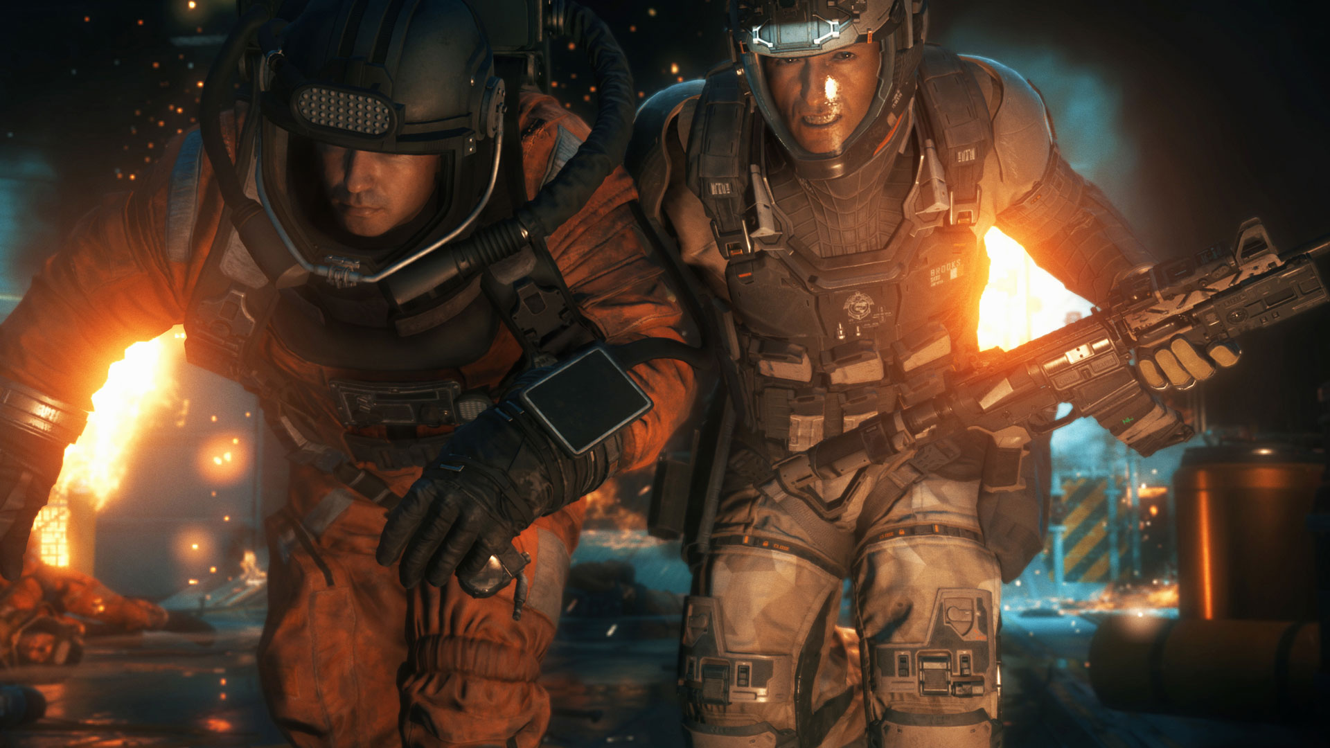 Call of Duty: Infinite Warfare: The Campaign is Too Morbid
