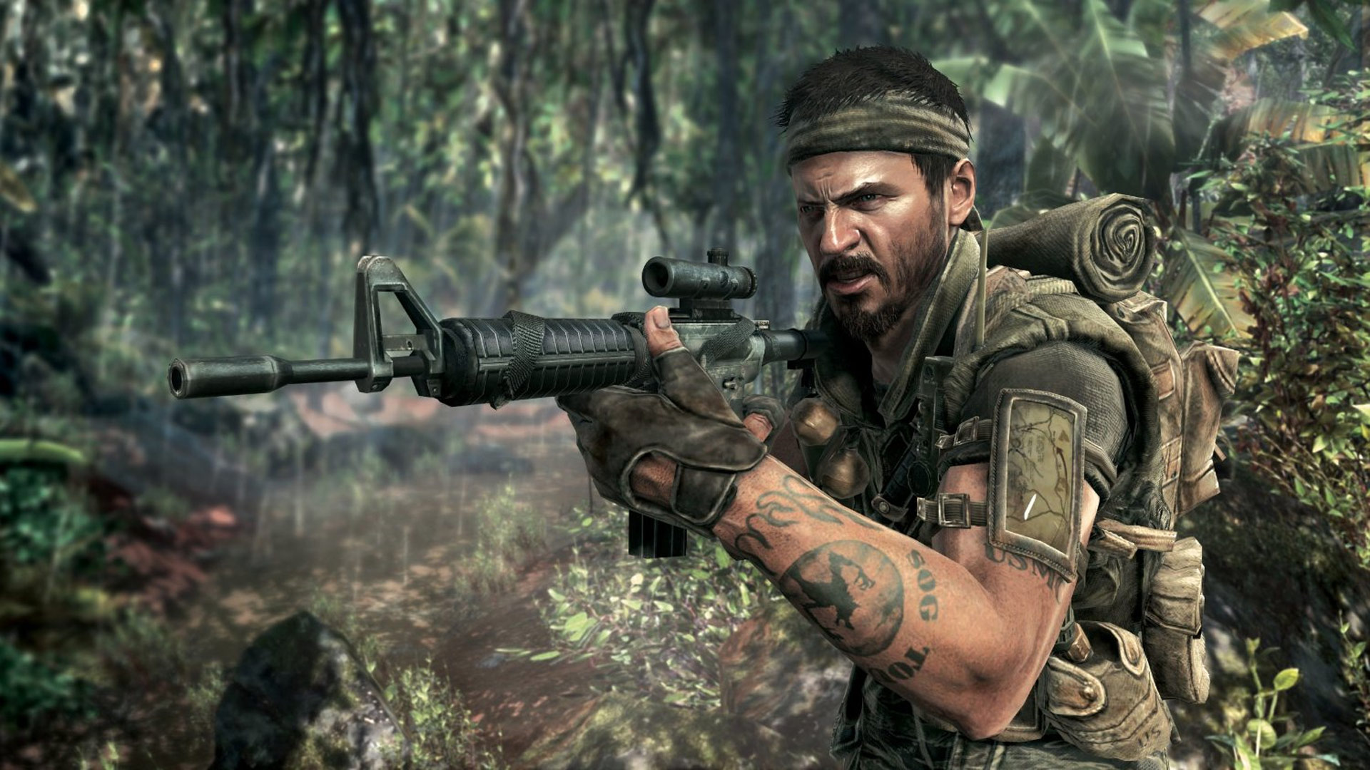 Call of Duty Black Ops Xbox Backwards Compatibility has been Great