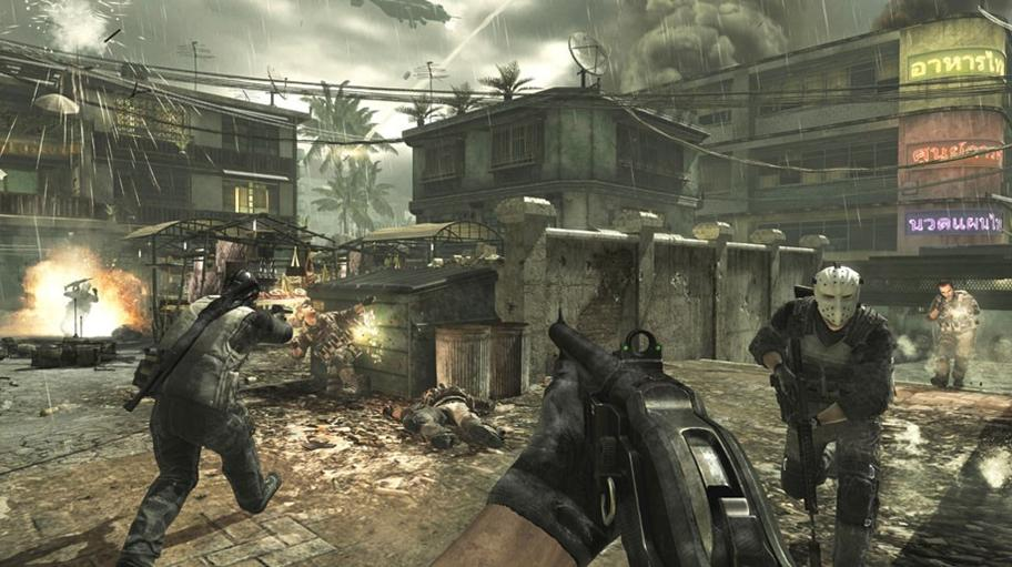 Call of Duty: Modern Warfare 3 Xbox One Screenshot