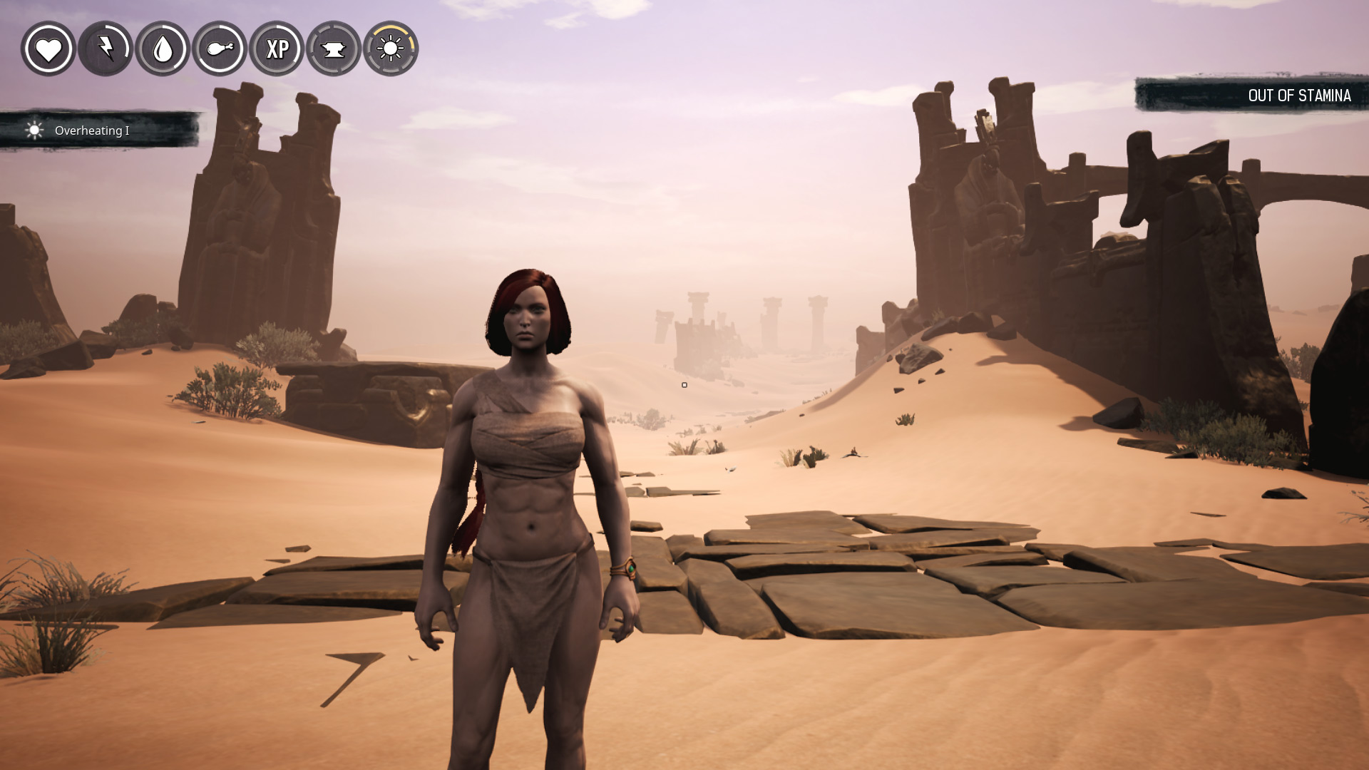 Conan Exiles Playstation 4 Screenshot