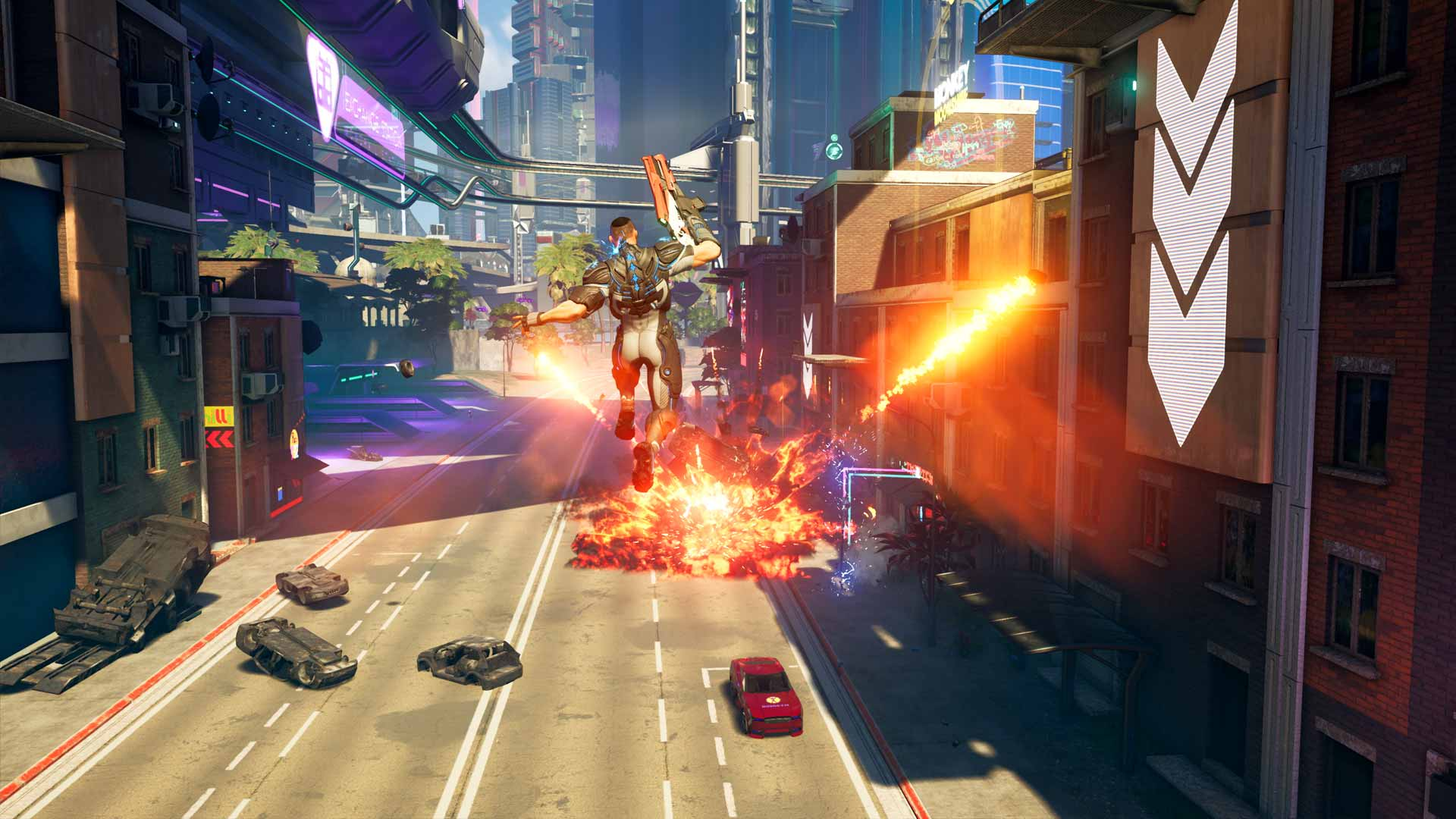 Crackdown 3: Wrecking Zone Tips & Tricks Screenshot