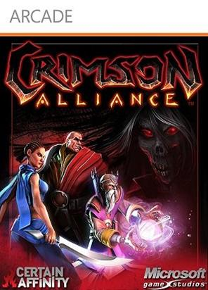 Crimson Alliance Box Art