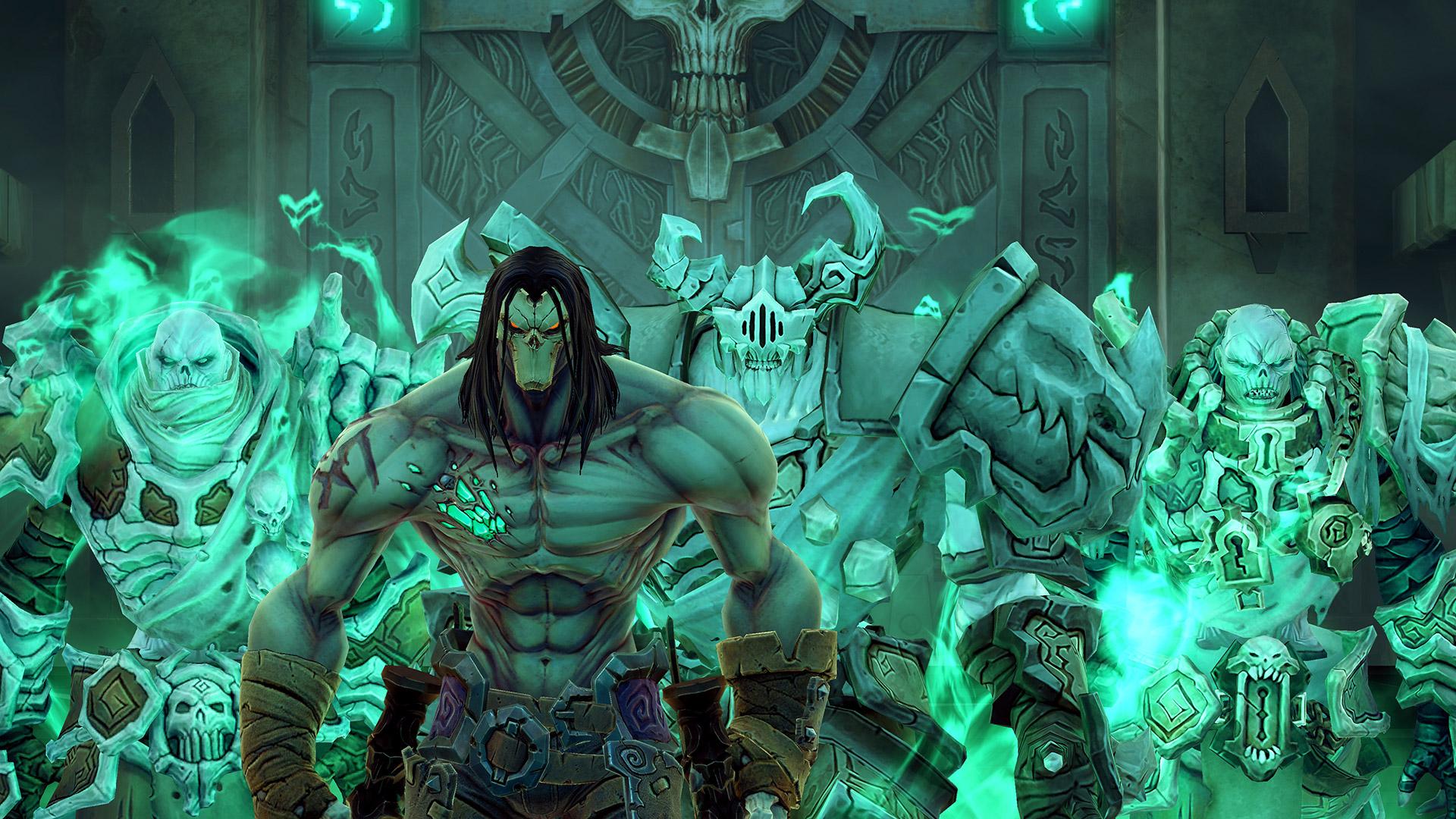 Darksiders II Xbox One Screenshot