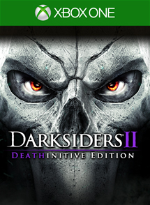 Darksiders 2: Deathinitive Edition Xbox One Box Art