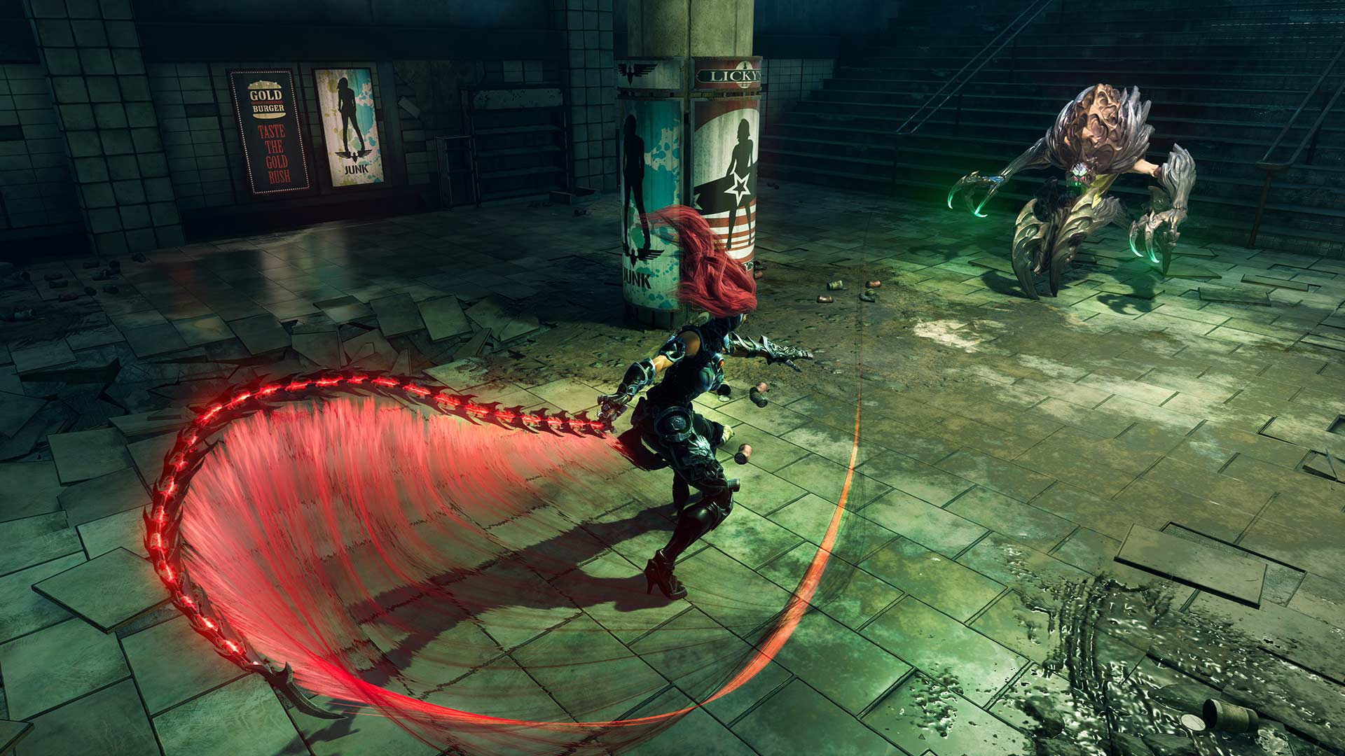 Darksiders 3 Xbox Screenshot