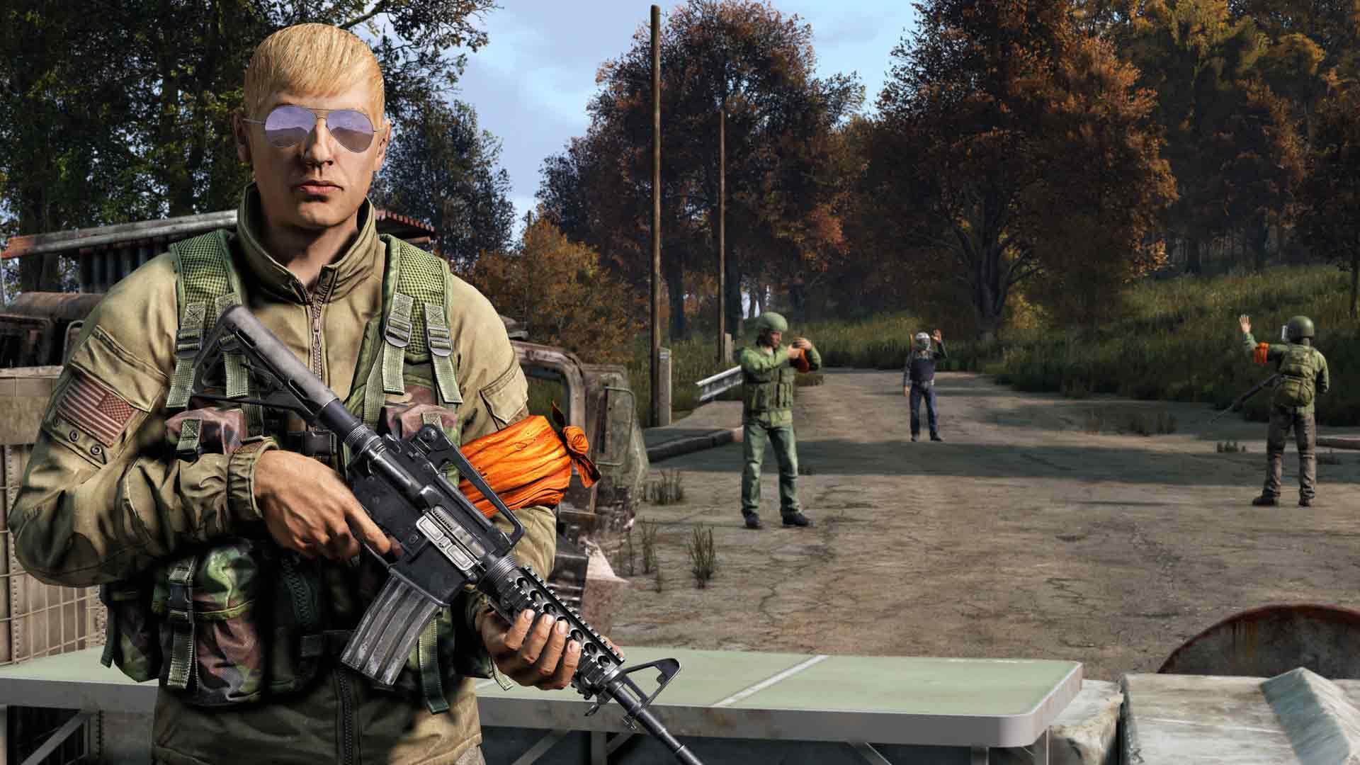 Survivor GameZ DayZ