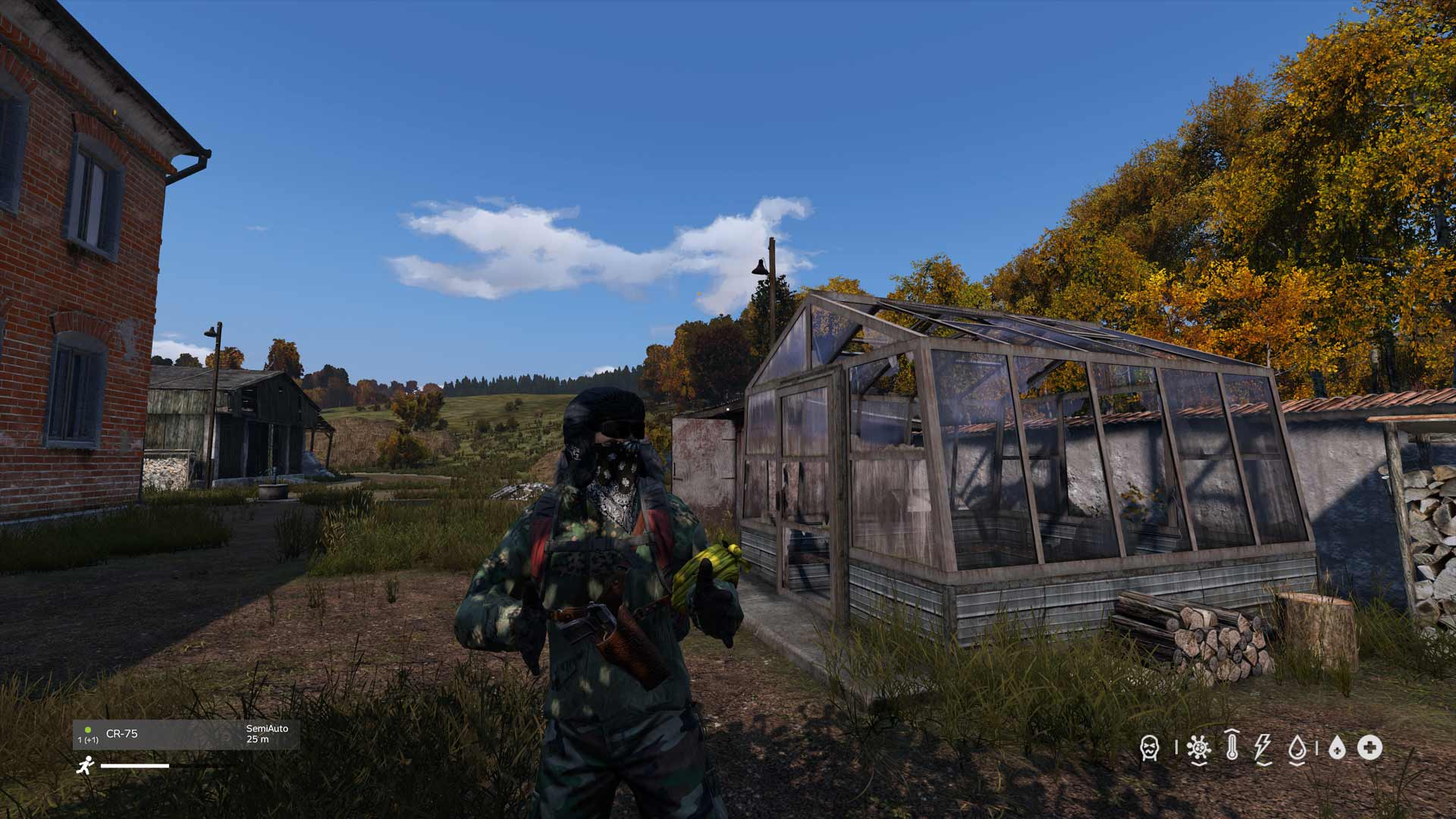 DayZ Xbox First Person Mode Screenshot