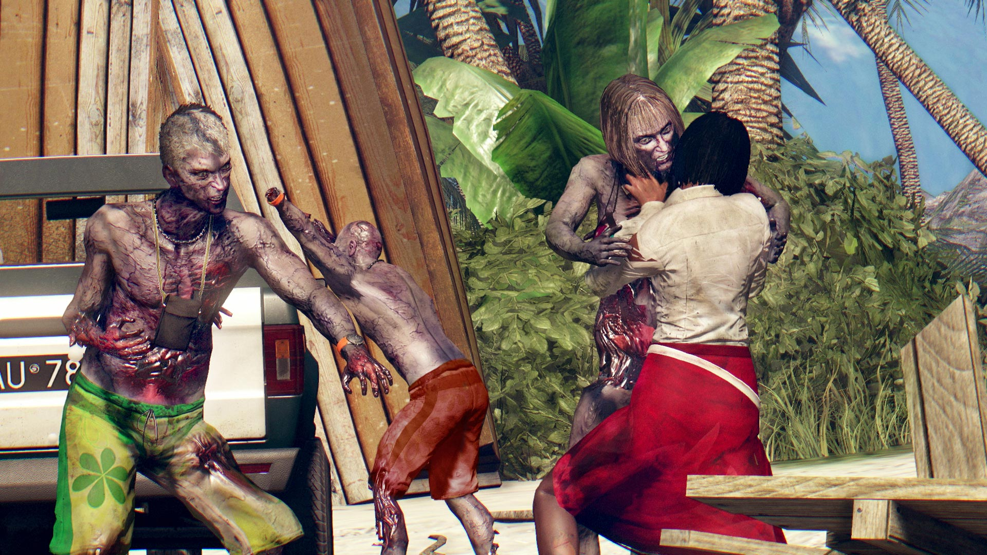 Dead Island Definitive Edition Screenshot