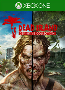 Dead Island: Definitive Collection Xbox One Box Art