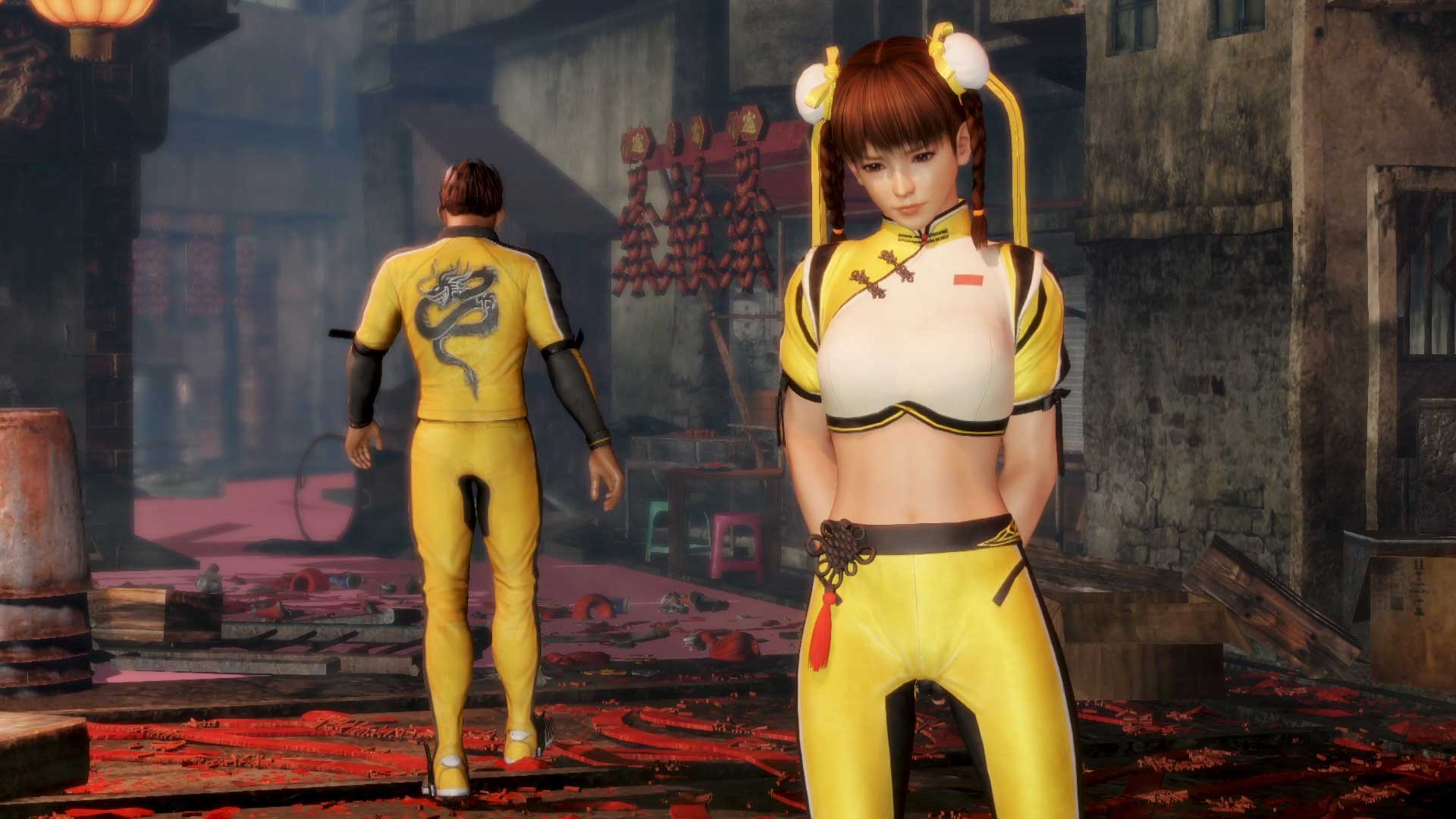 Dead or Alive 6 Review Xbox Wallpaper Screenshot